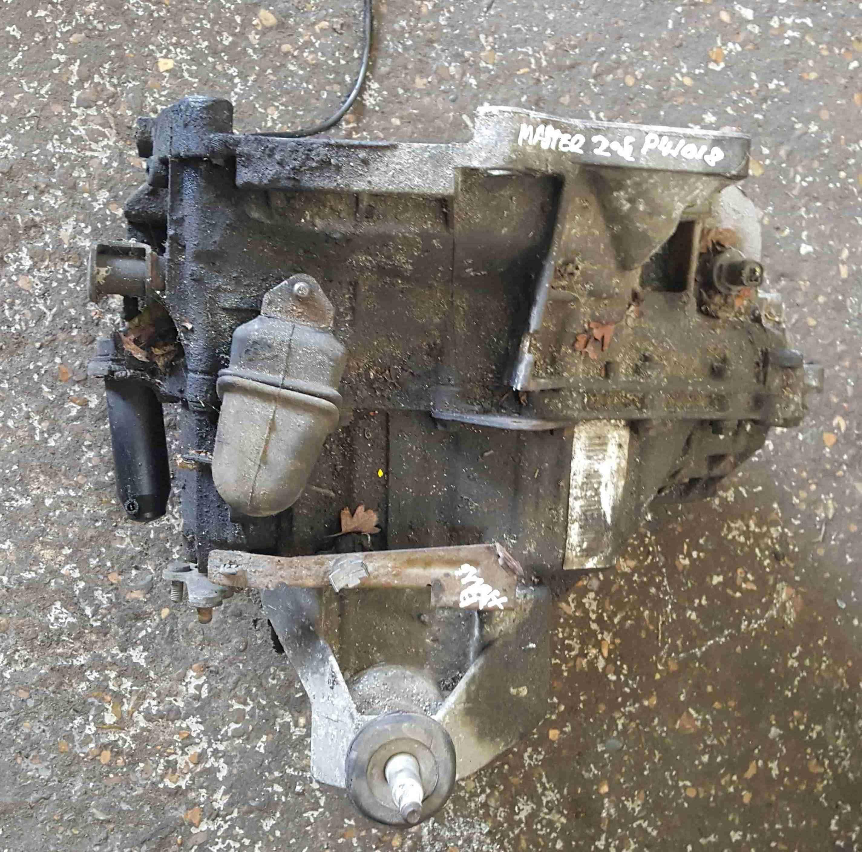 Renault Master 1997-2003 2.5 Diesel 5 Speed Manual Gearbox PF1 018