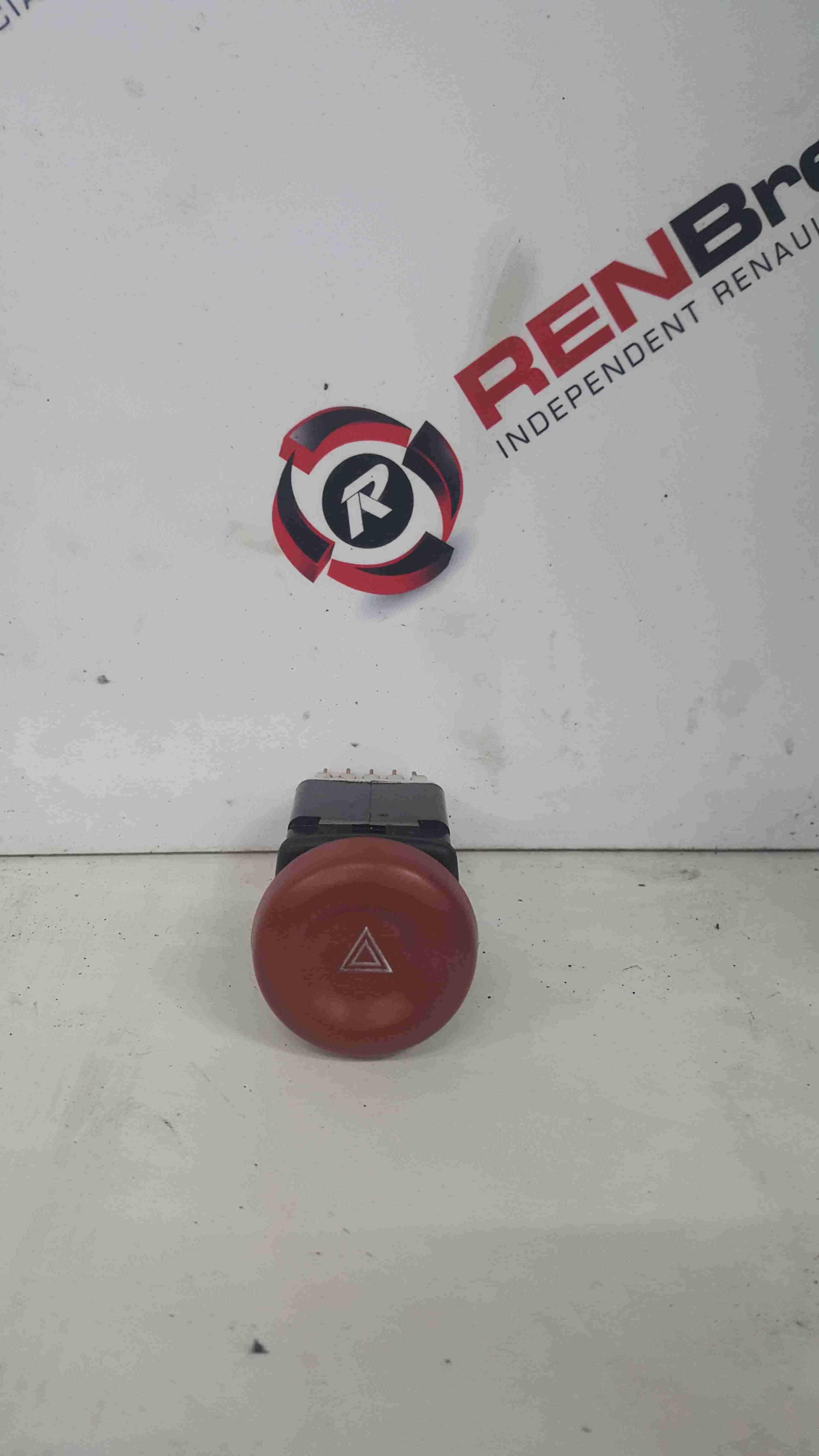 Renault Master 1997-2003 Hazard Warning Switch Button 7700351972