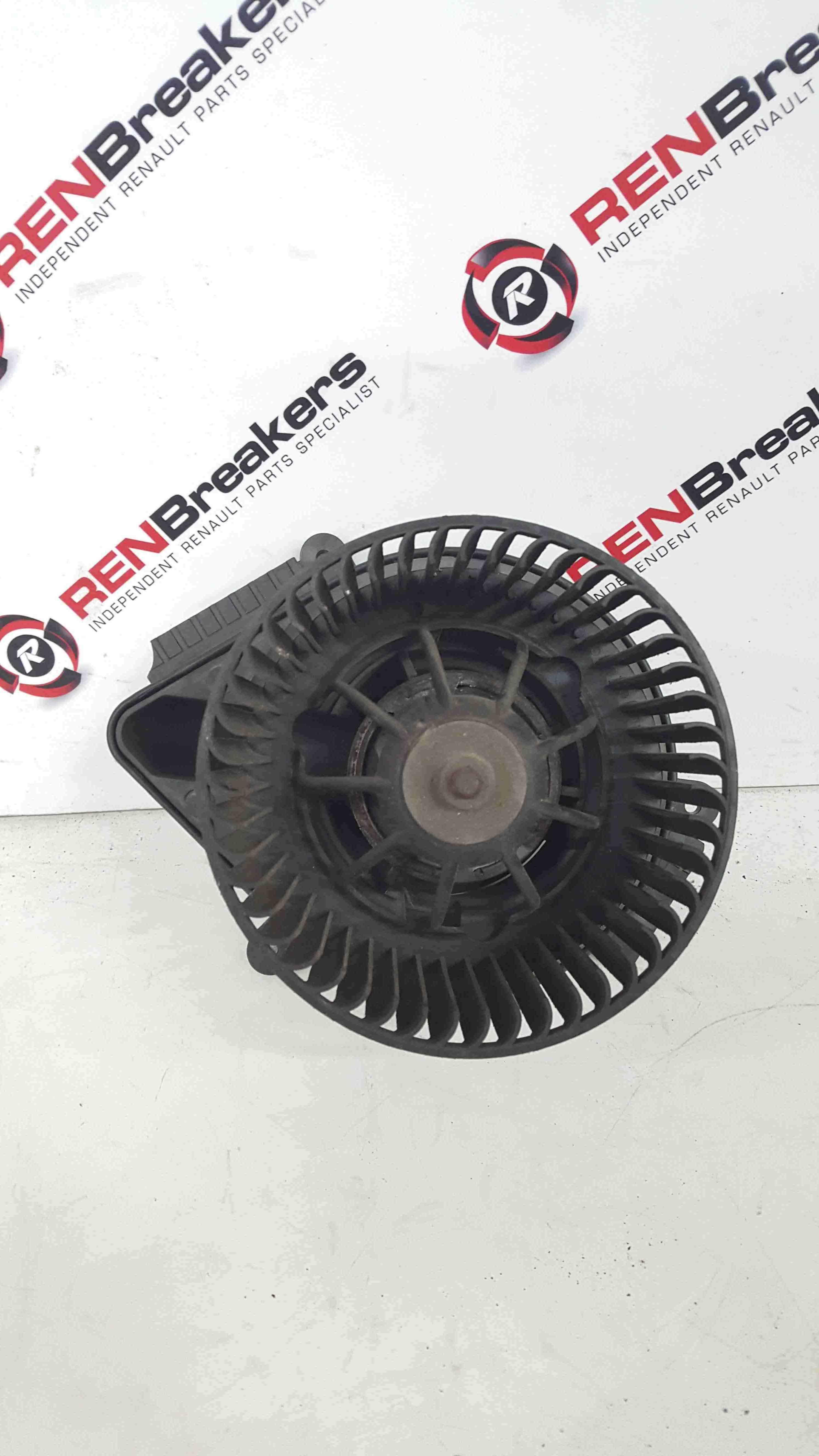 Renault Master 1997-2003 Heater Blower Motor Fan