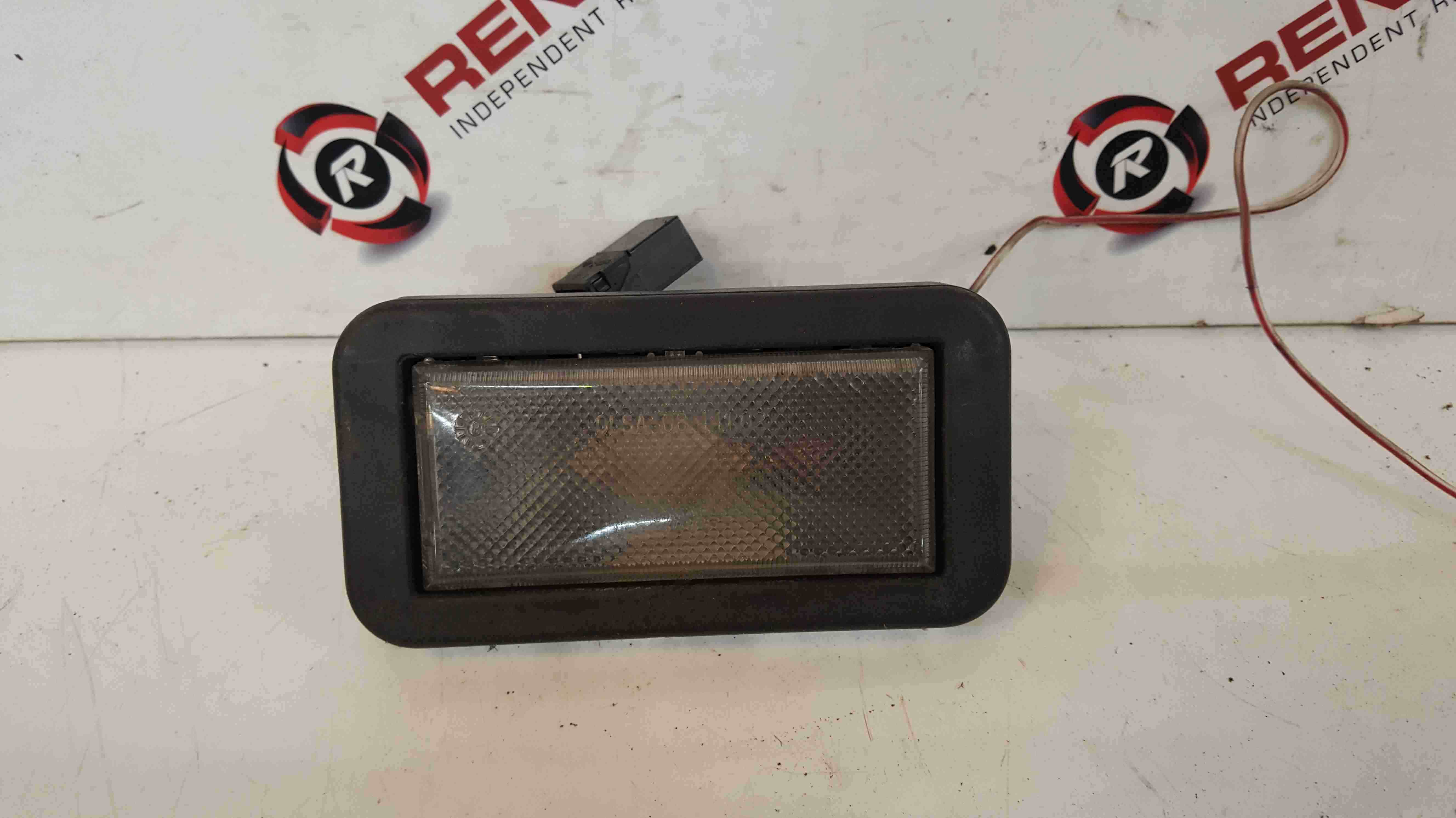 Renault Master 1997-2003 Roof Interior Light 7700353910