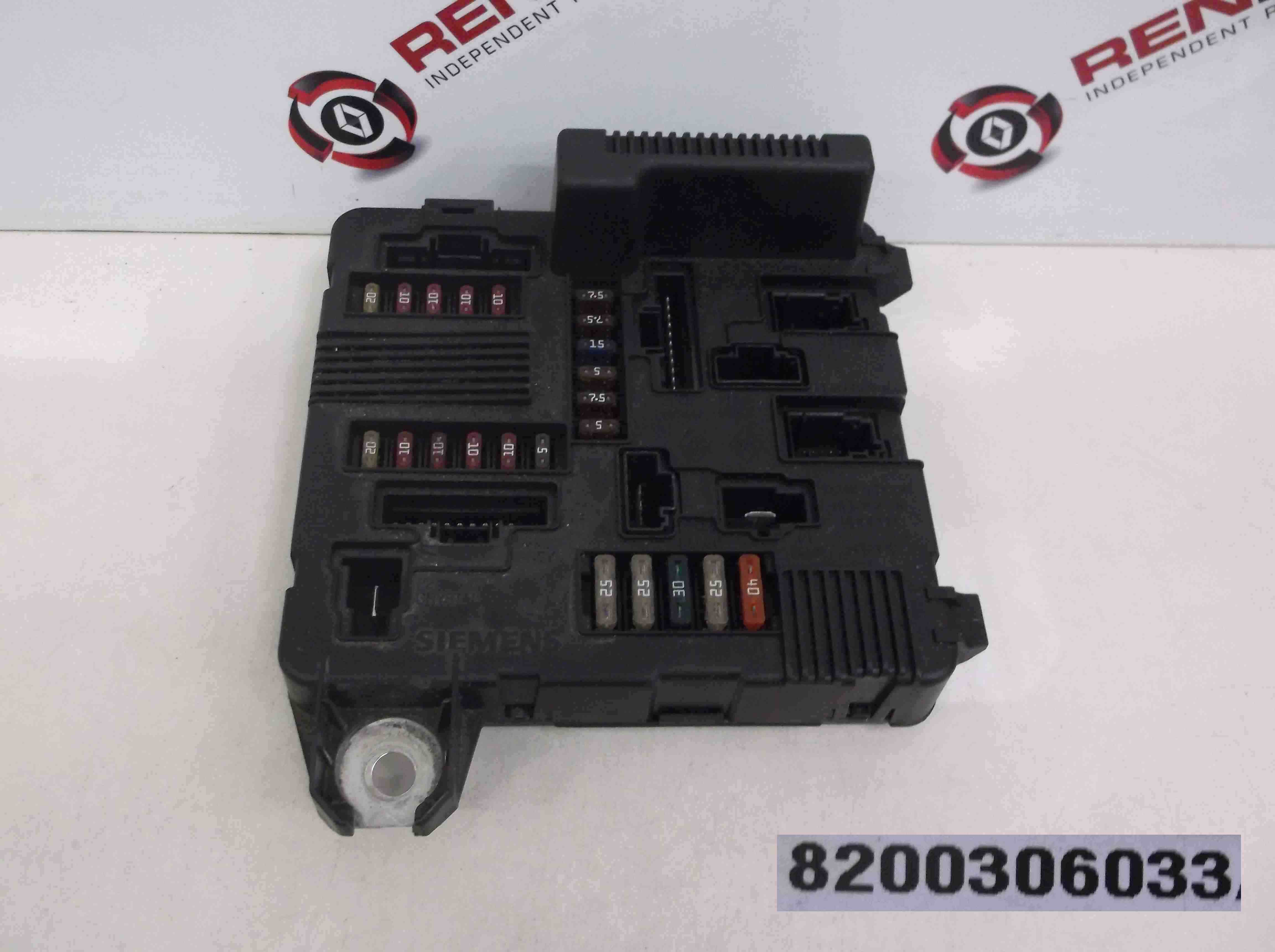 Renault Megane + Scenic 2002-2006 Engine Bay Fuse Box UPC 8200306033  8200306032 - Store - Renault Breakers - Used Renault Car Parts & Spares  Specialist