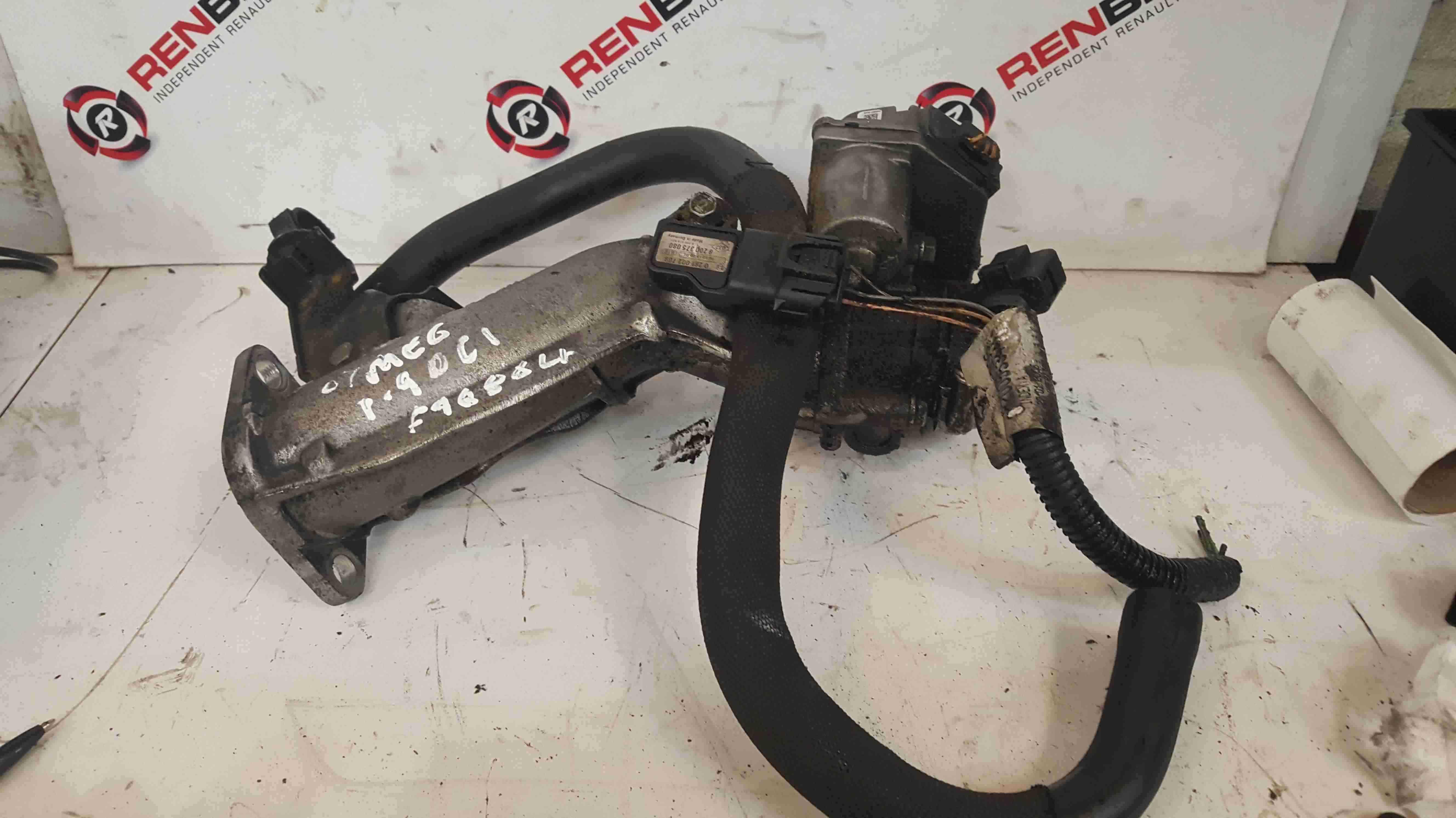 Renault Megane 2002-2008 1.9 DCi Throttle Body F9Q 804 8200471660