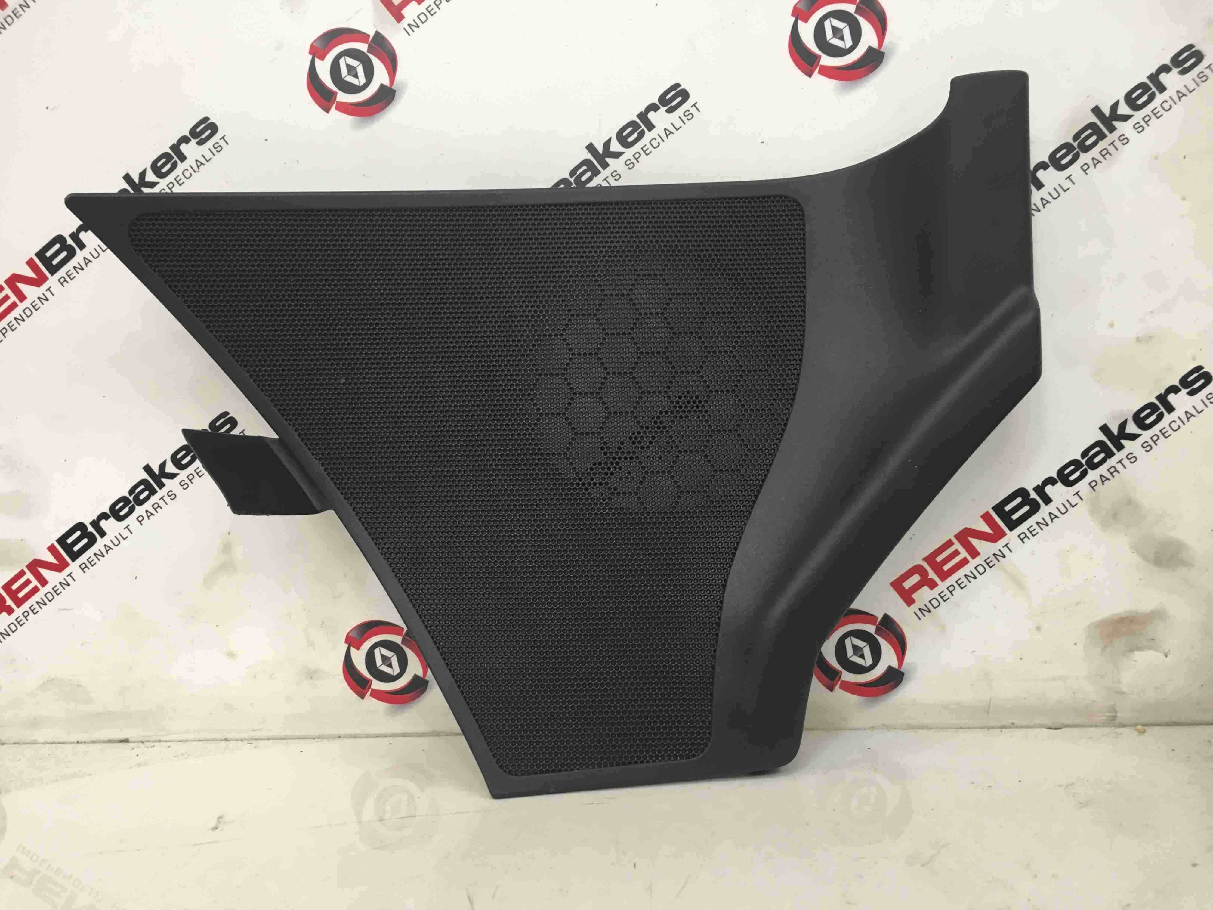 Renault Megane 2002-2008 Drivers OSF Front Speaker Grill Grille Cover 5DR