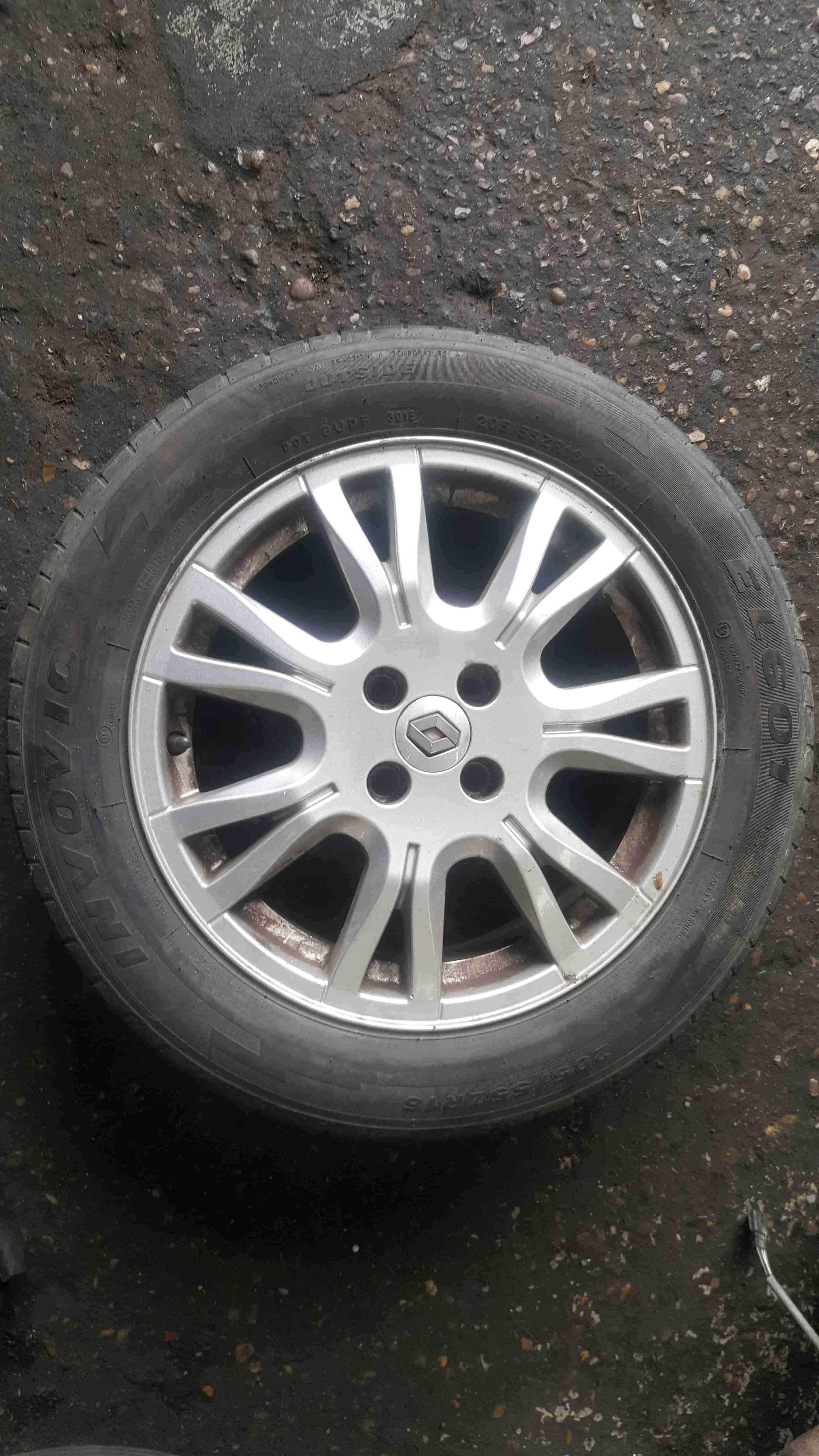 Renault Megane 2002-2008 Ozedia Alloy Wheel 16inch