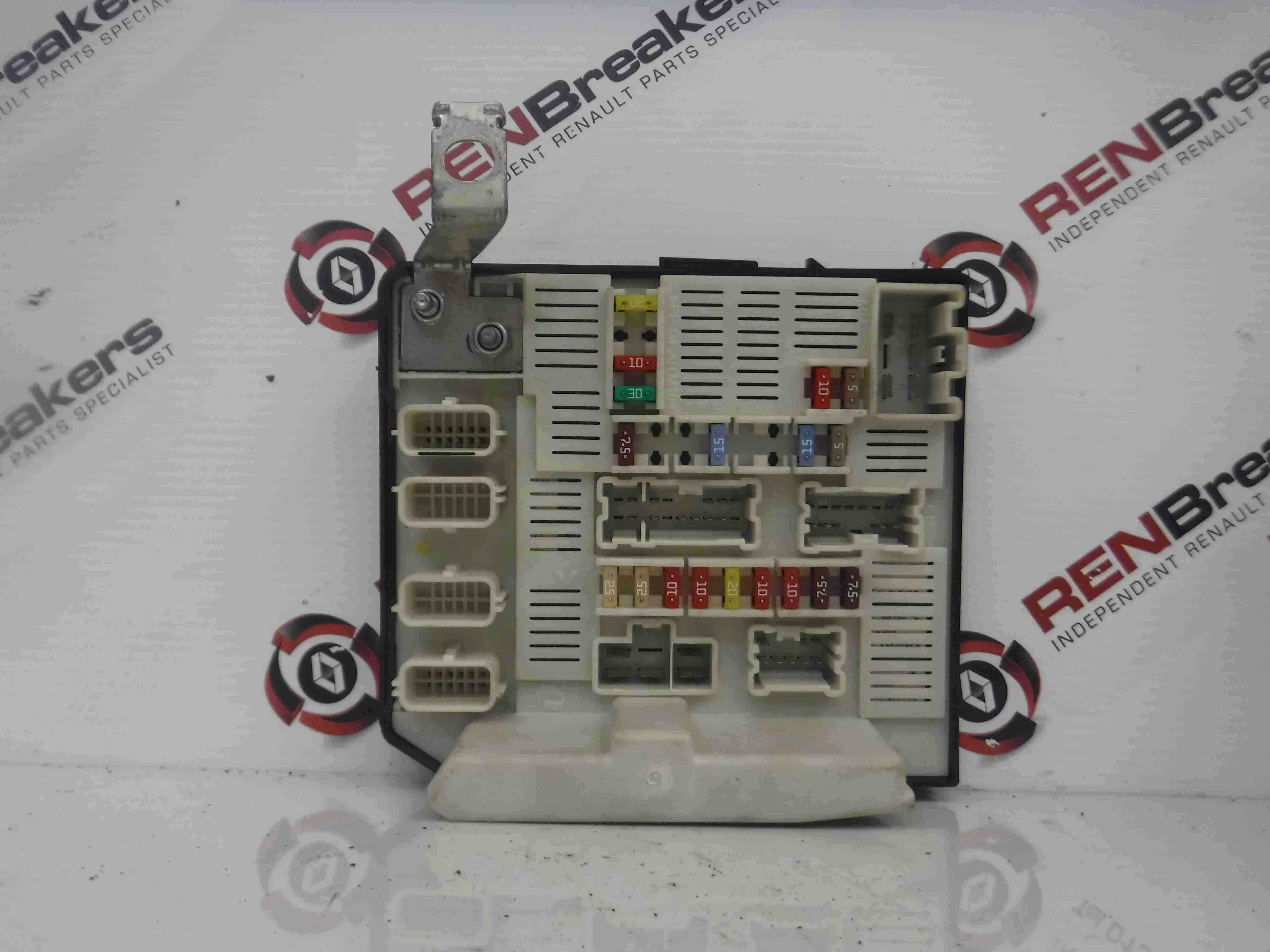 Renault Megane Fuse Box Engine Bay Wiring Diagrams Scenic Removal 2006 2008 Upc Unit Computer