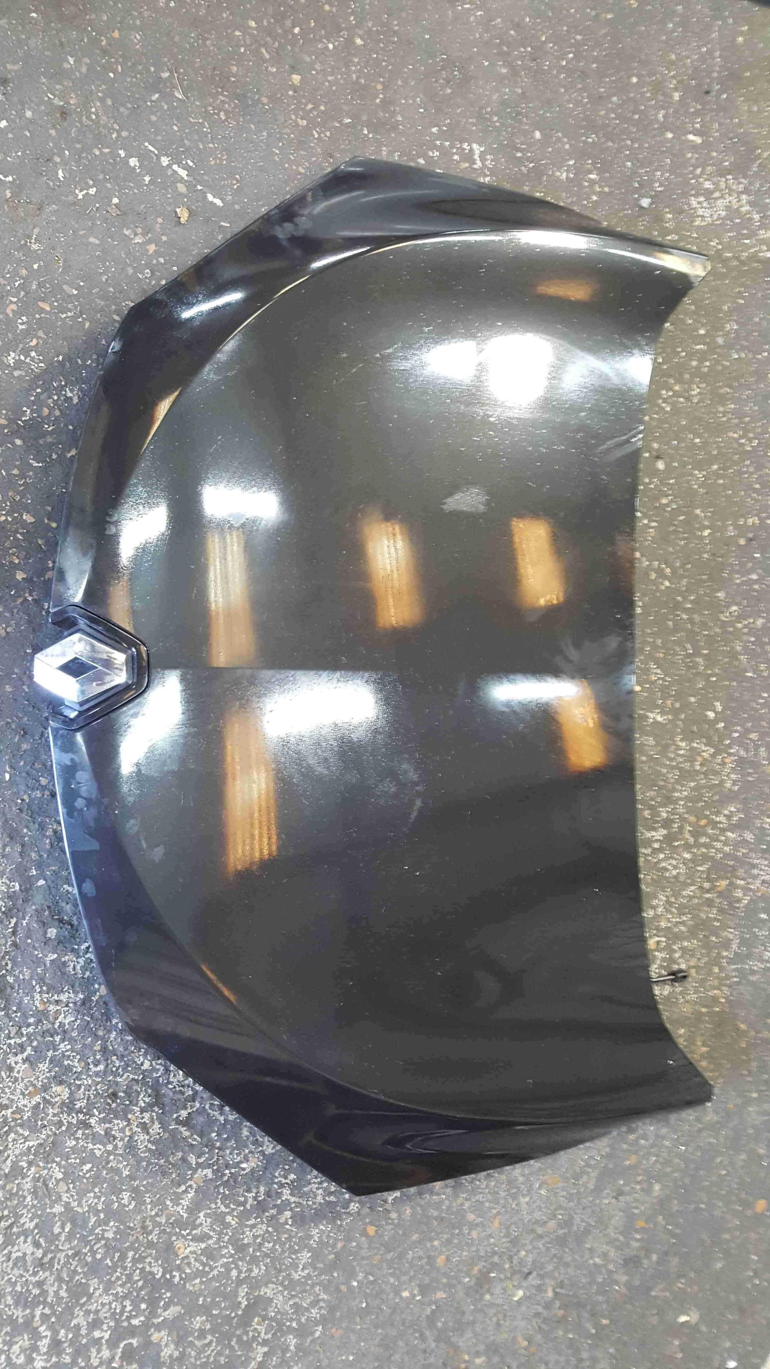Renault Megane Coupe MK3 2008-2012 Front Bonnet Black 676
