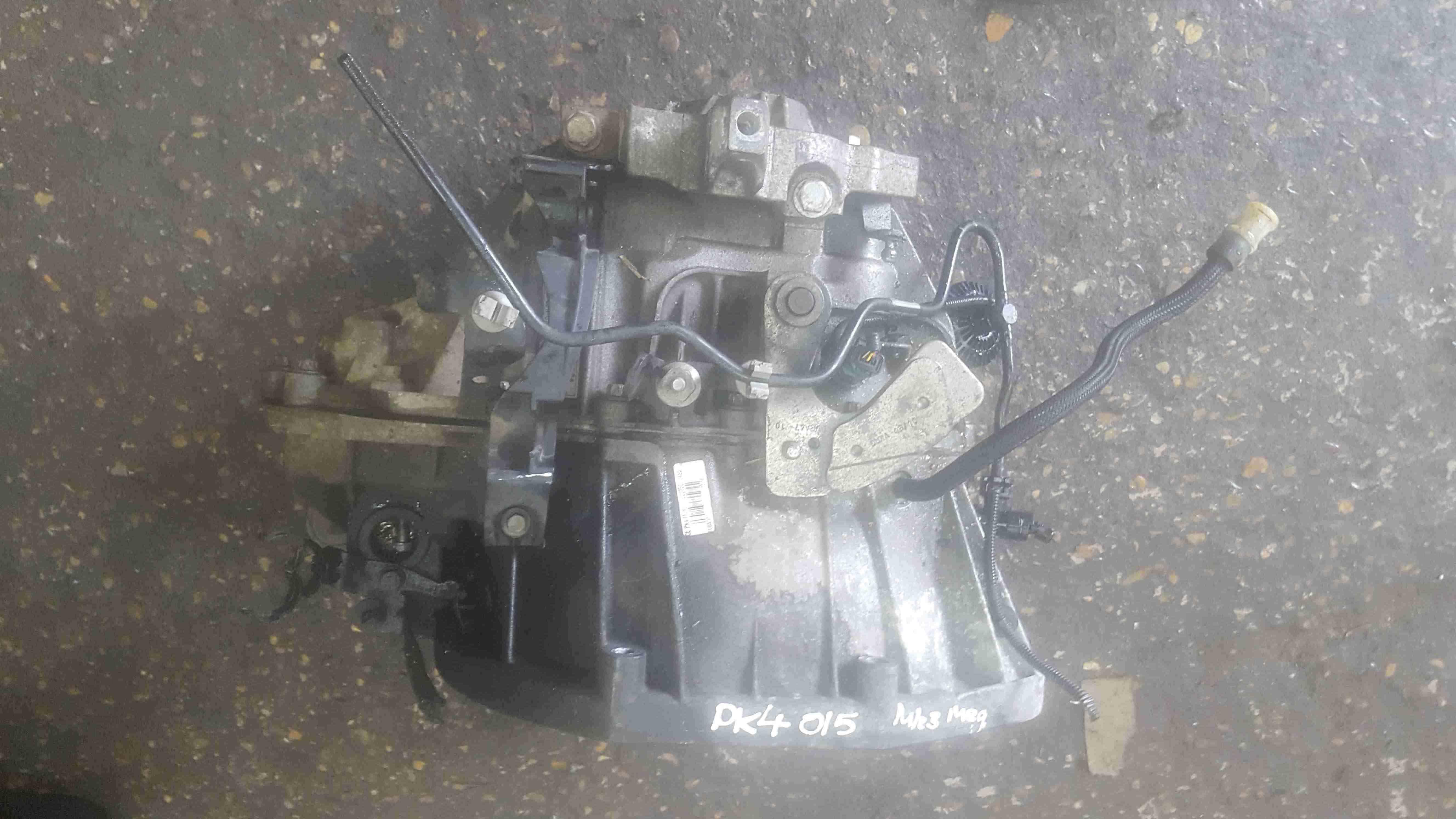 Renault Megane GT MK3 2008-2014 2.0 DCi 6 Speed Gearbox PK4 015