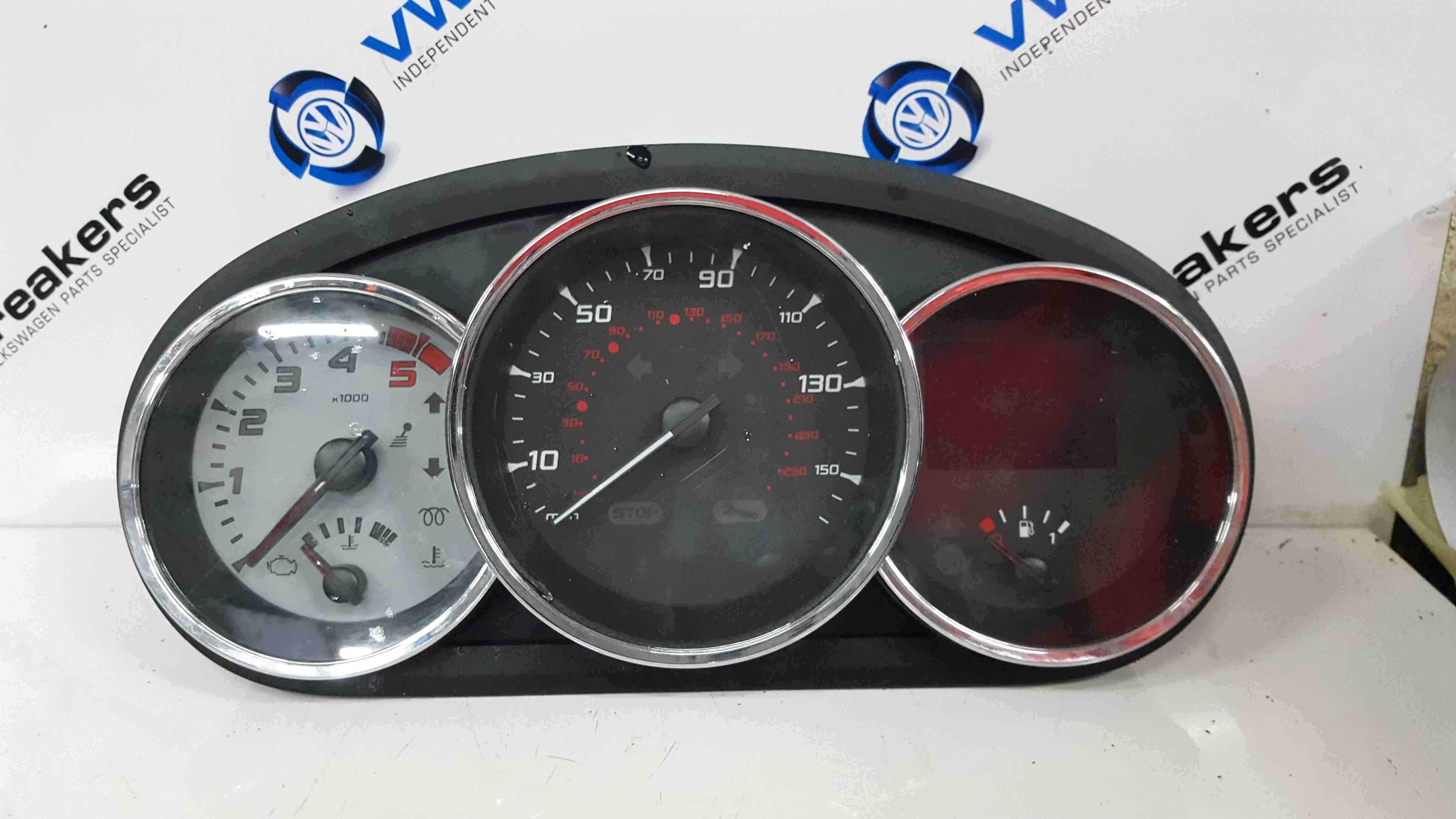Renault Megane GT MK3 2008-2014 Instrument Panel Dials Clocks 99K 248107179R