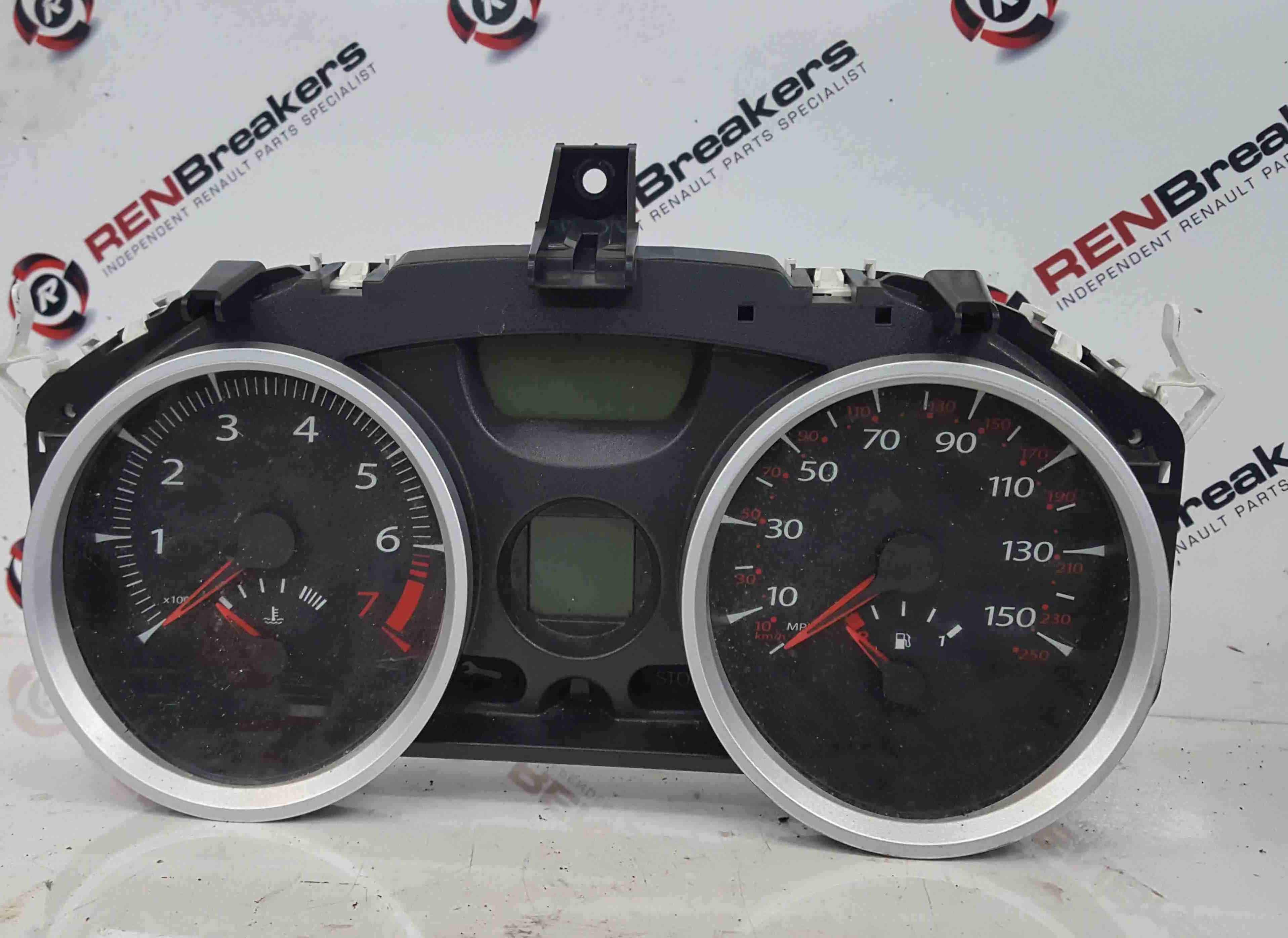 Renault Megane MK2 2006-2008 Instrument Panel Dials Clocks 48K 8200408972