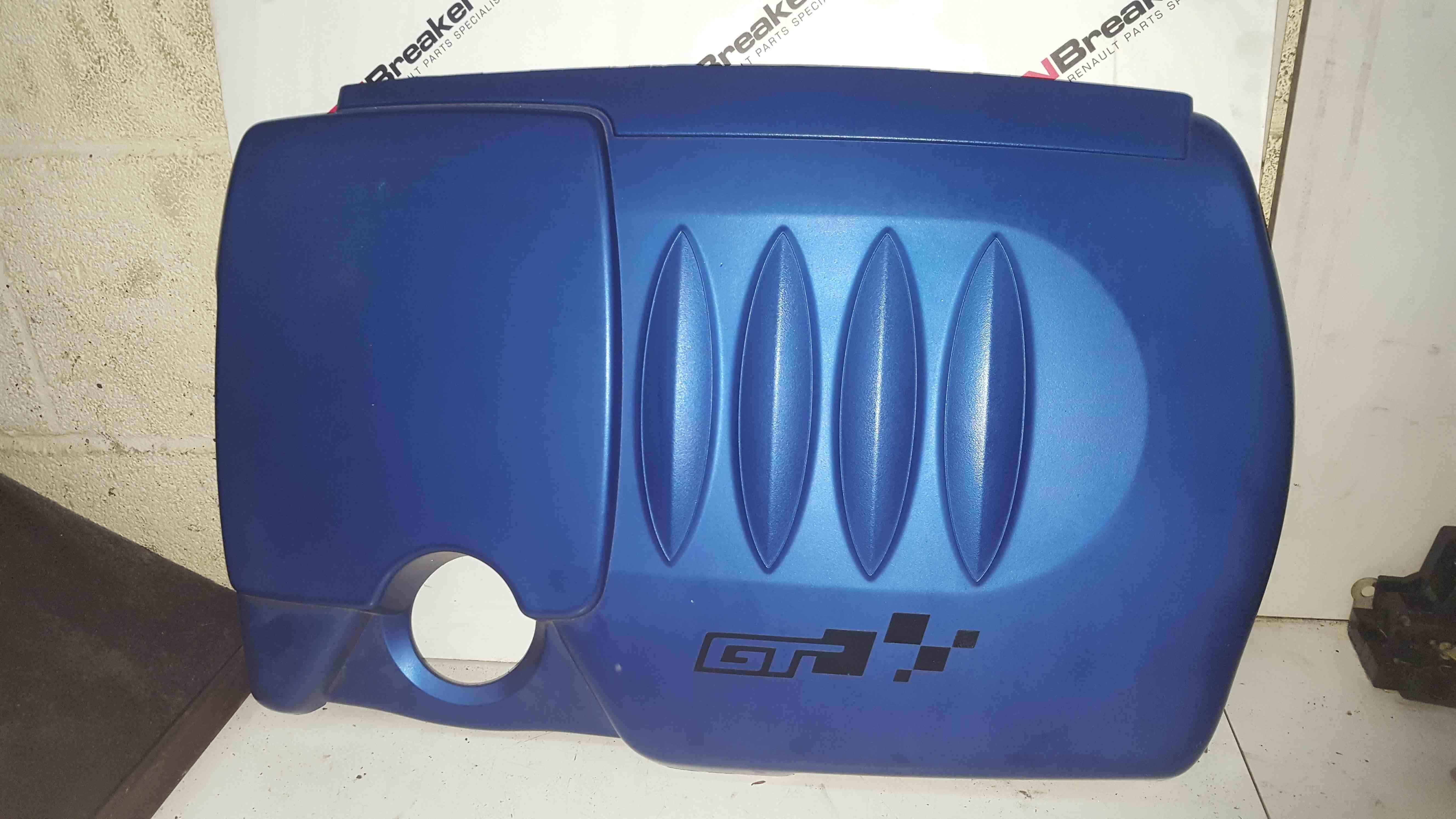 Renault Megane MK2 GT 2006-2008 2.0 DCi Engine Cover Blue