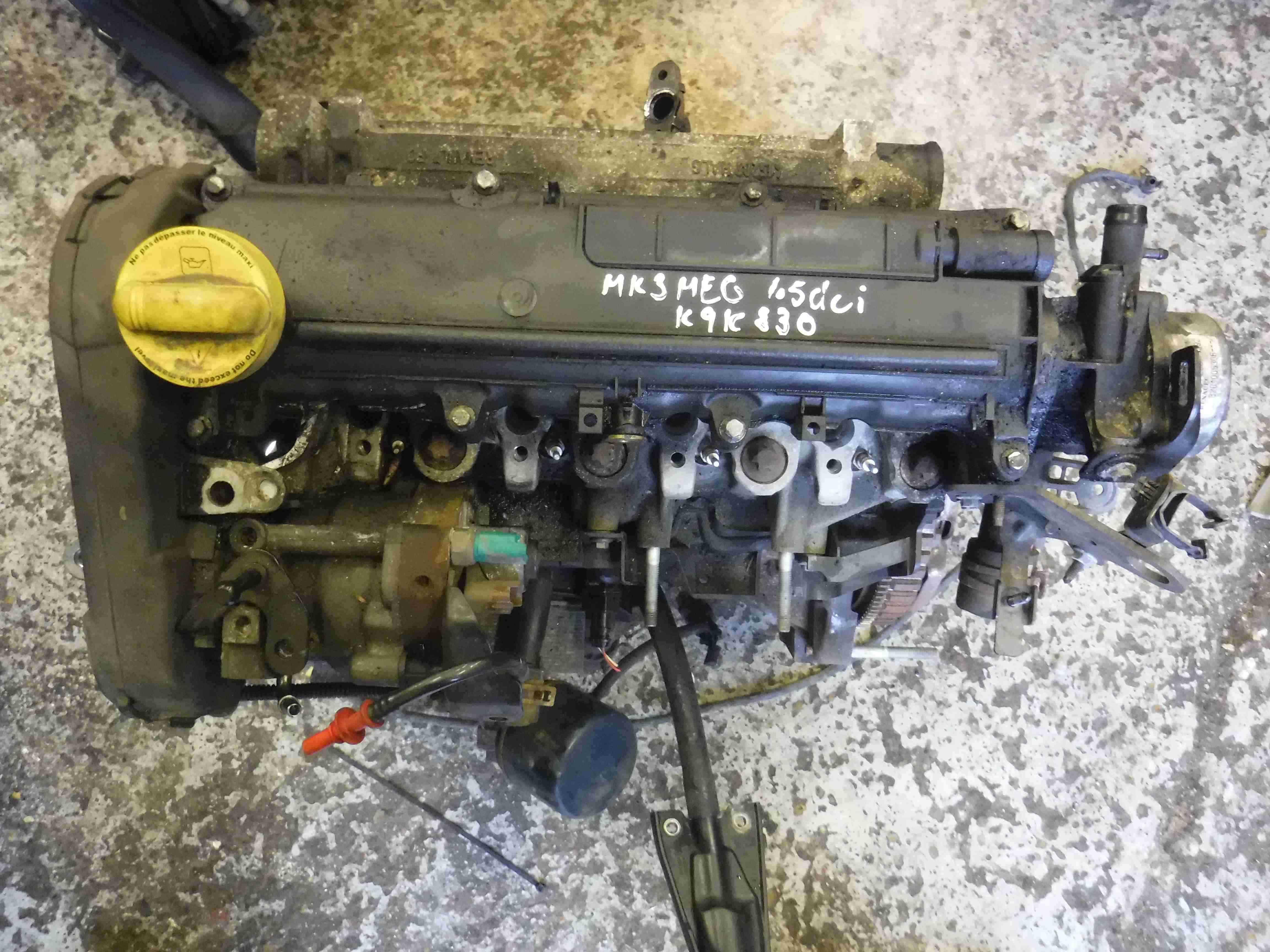 Renault Megane MK3 2008-2014 1.5 dCi Engine K9K 830 *3 Months Warranty*