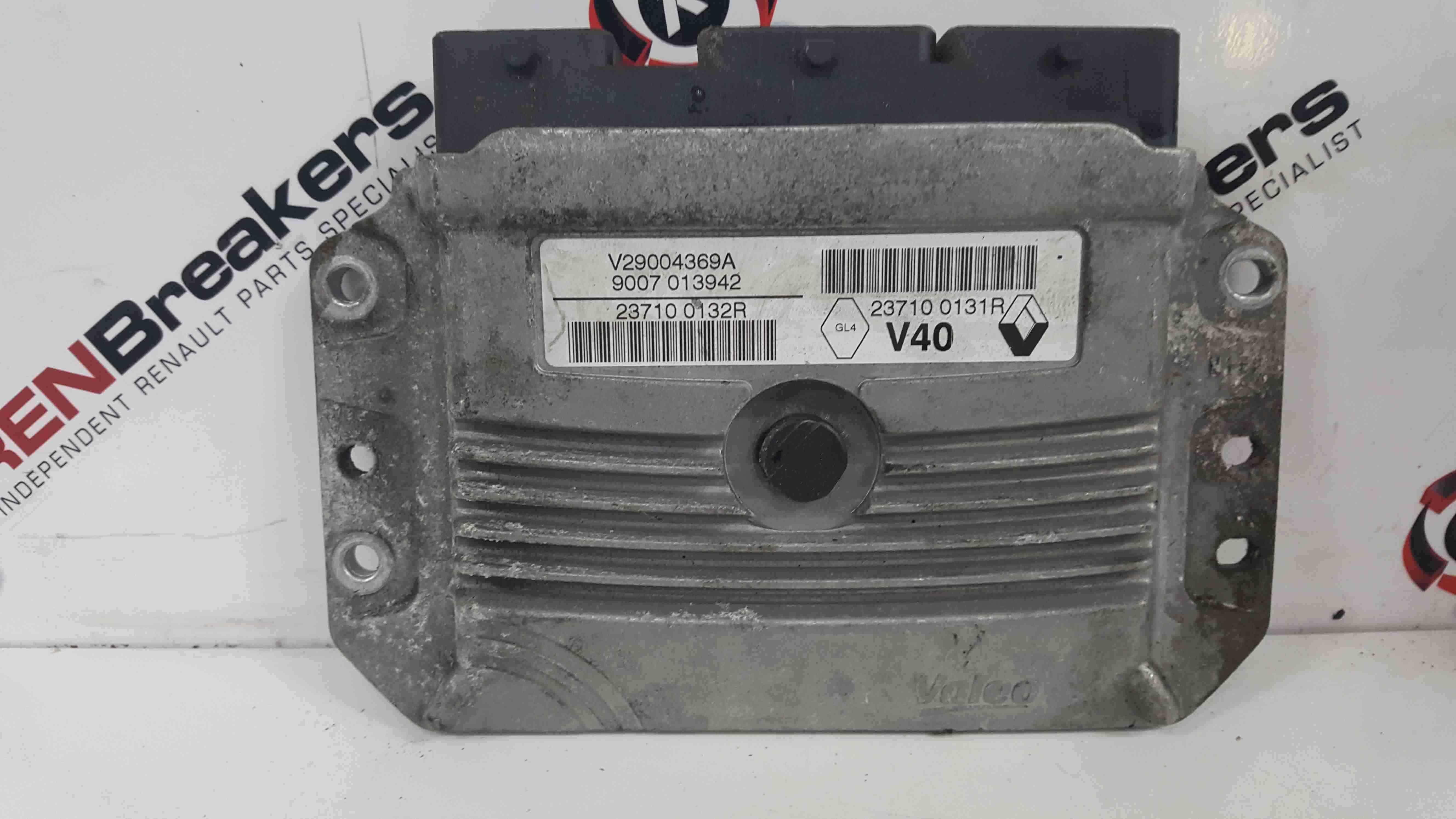 Renault Megane MK3 2008-2014 1.6 16v Engine Control Unit ECU 237100132R