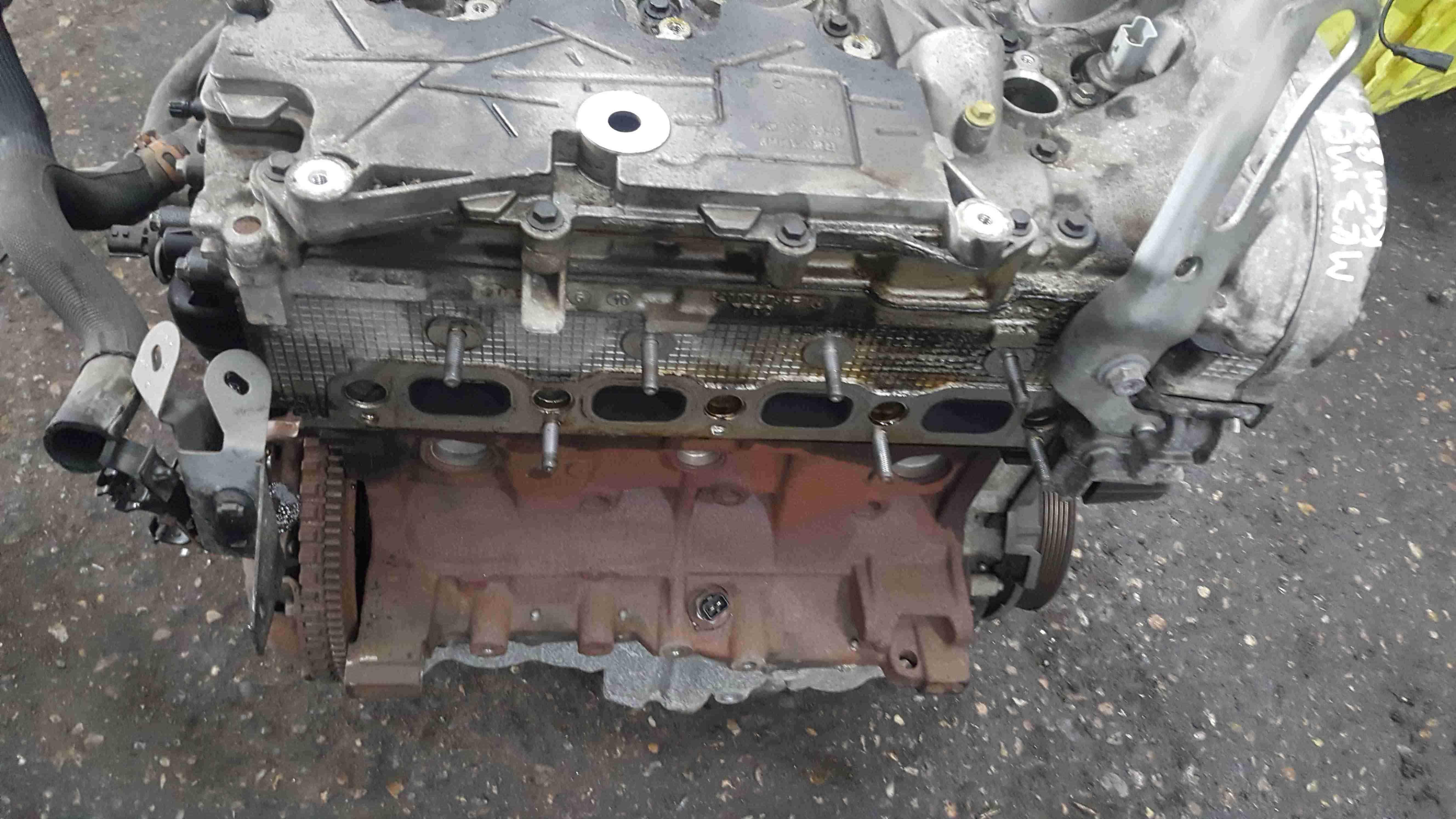 Renault Megane MK3 2008-2014 1.6 16v Engine K4M 838 3 Months Warranty