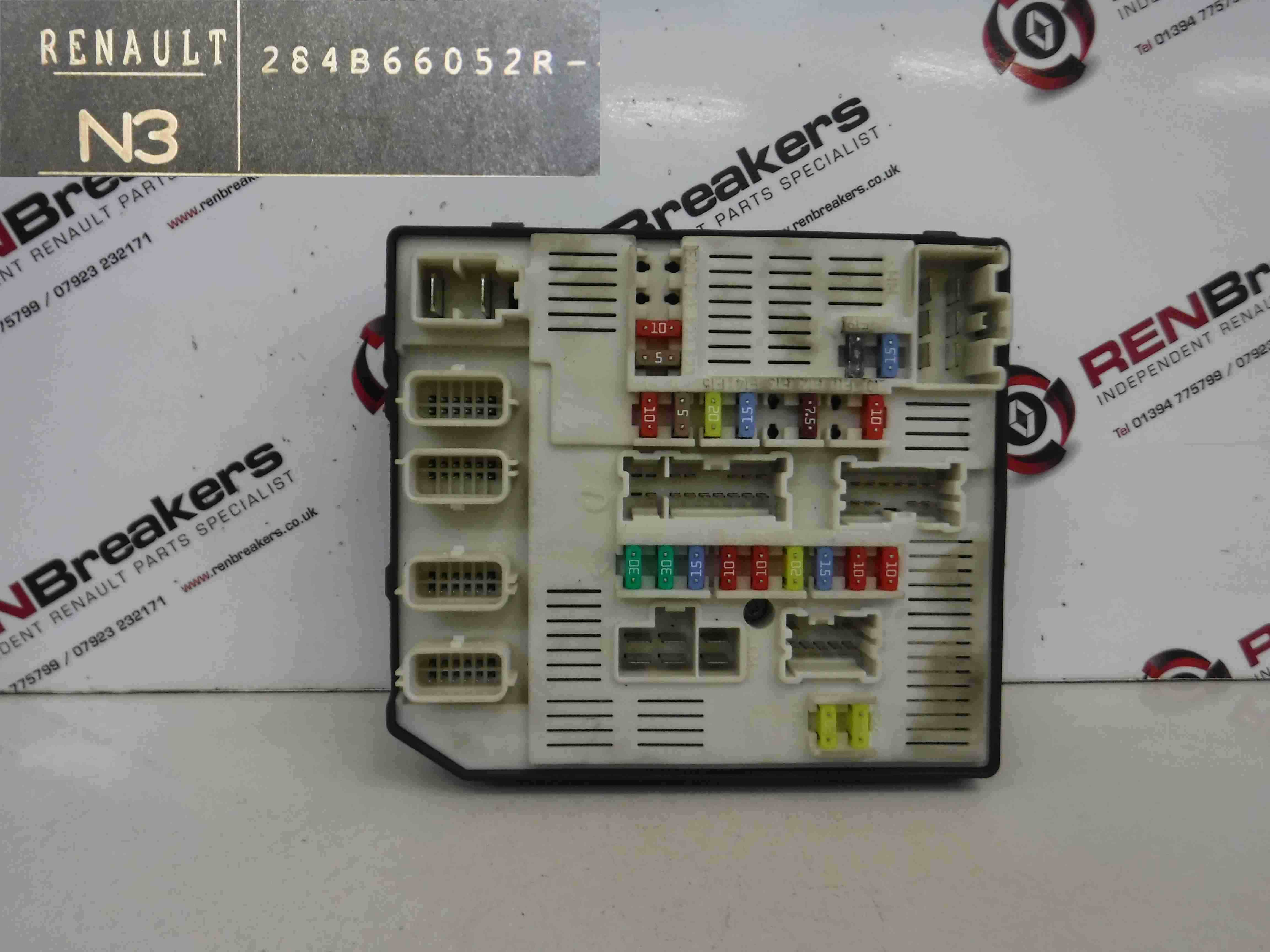 Fuse Box Renault Megane 2008 Smart Wiring Diagrams Diagram Mk3 2014 Engine Upc Computer 2