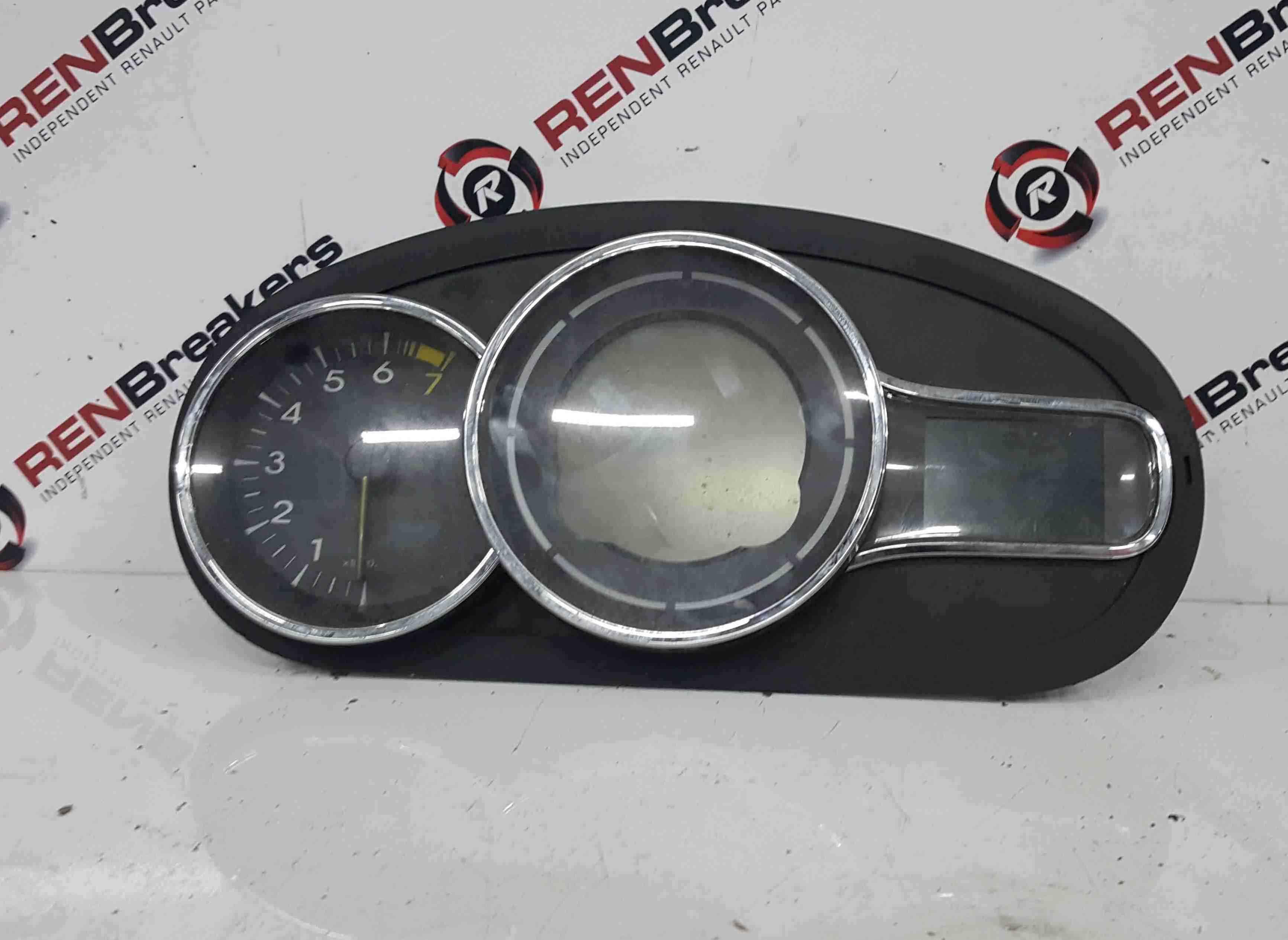 Renault Megane MK3 2008-2014 Instrument Panel Dials Clocks Speedo 248106944R