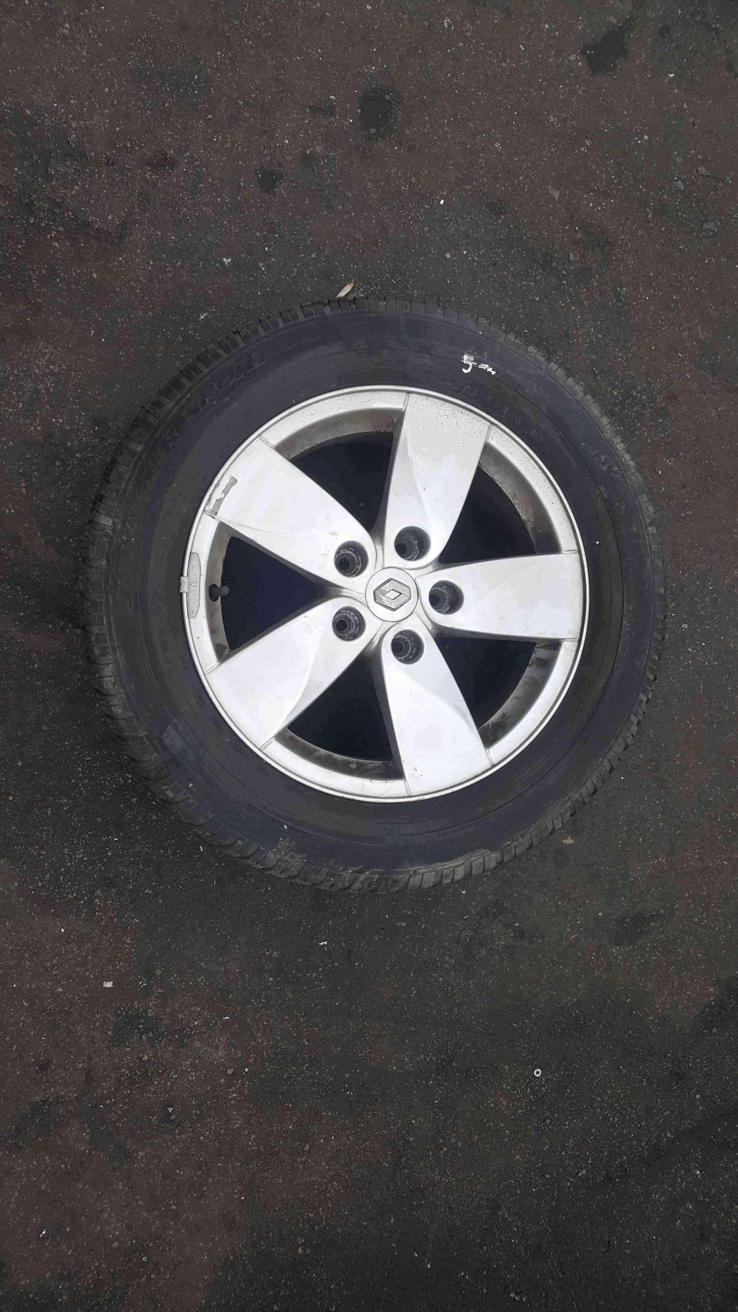 Renault Megane MK3 2008-2014 Proteus Alloy Wheel 16inch 16 205 50 16 5mm