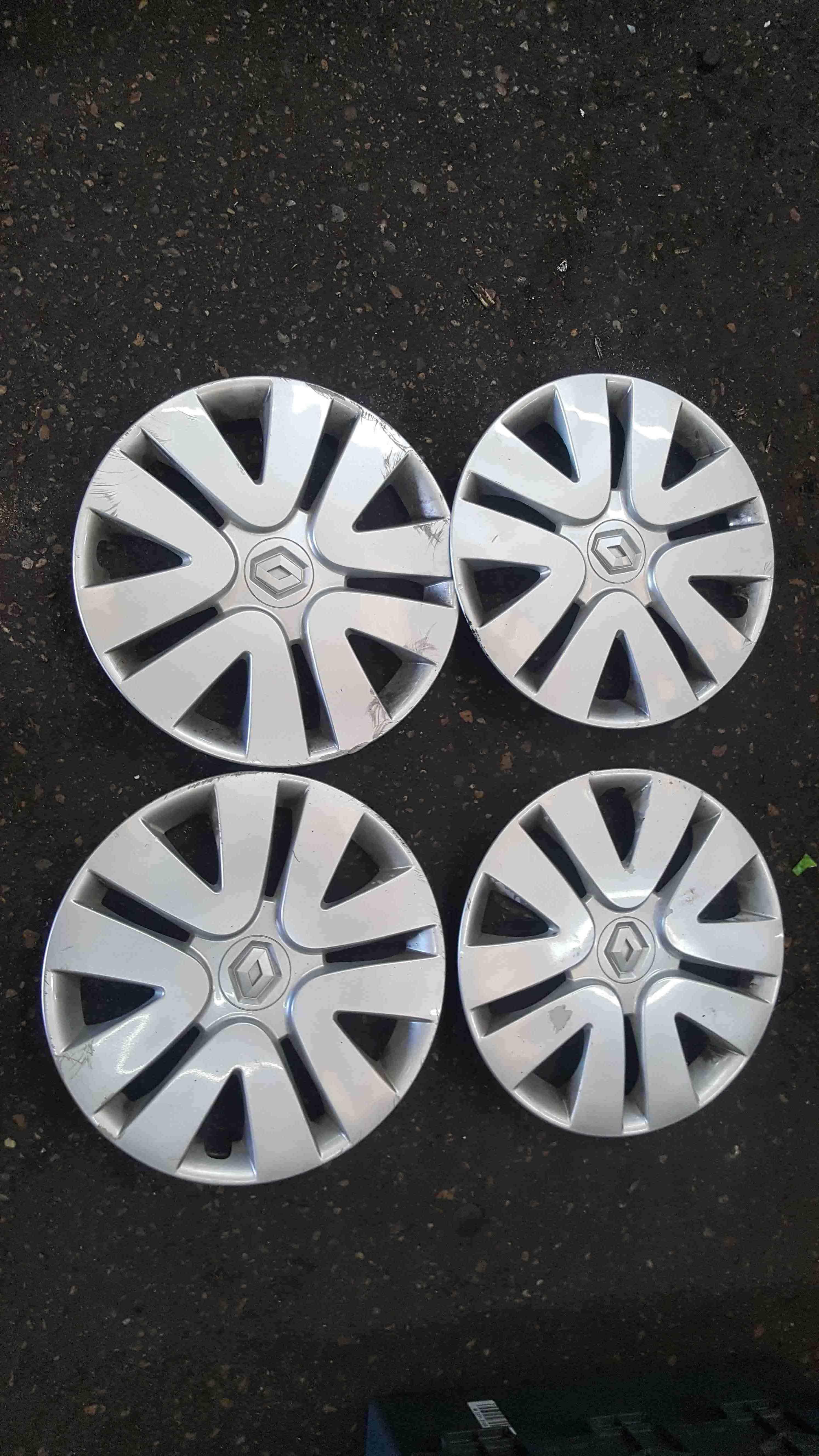 Renault Megane MK3 2008-2014 Wheel Trim Cover Hub Caps 403150026R