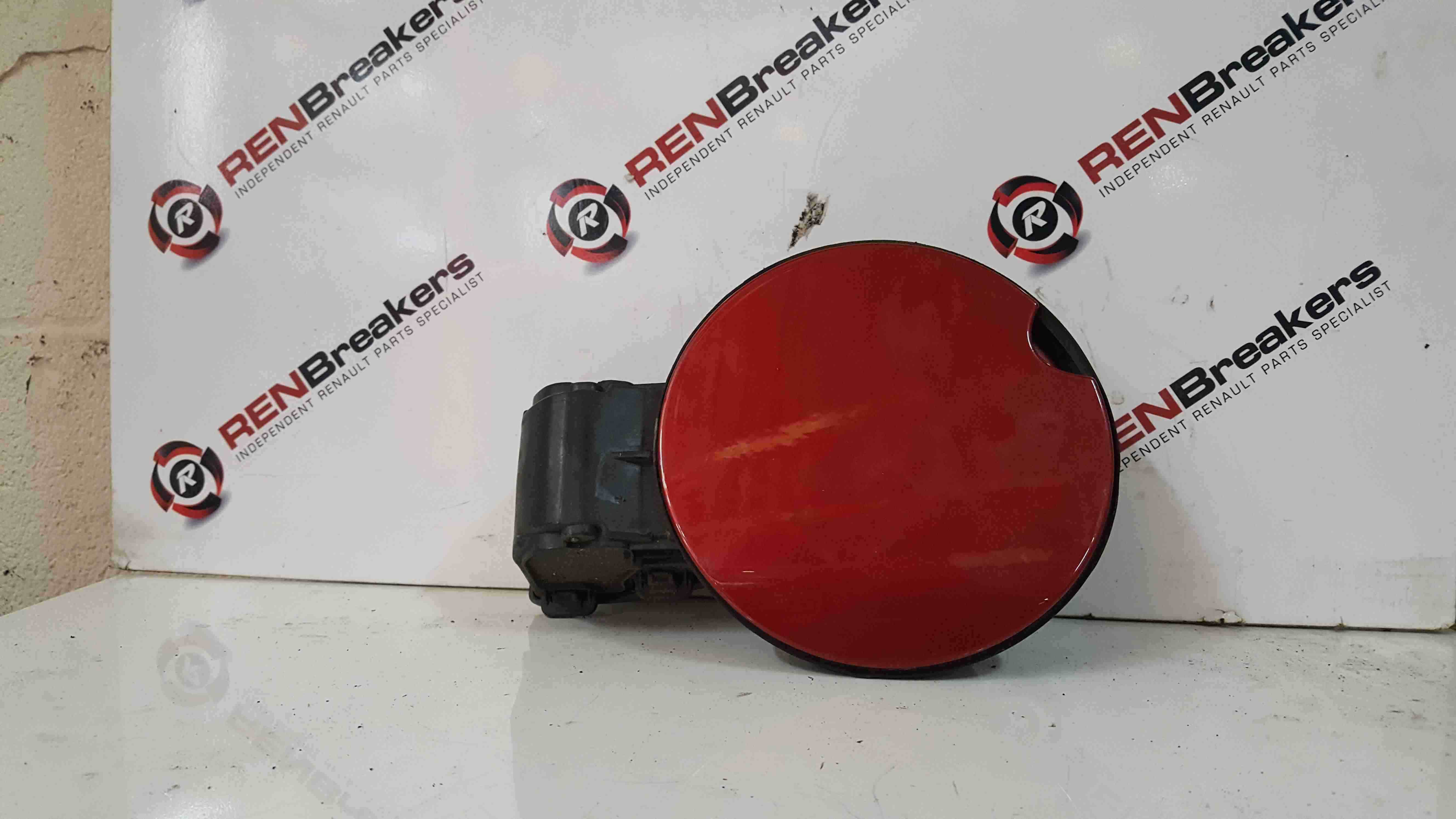 Renault Megane MK3 Coupe 2008-2014 Fuel Flap Cover Red TENNJ