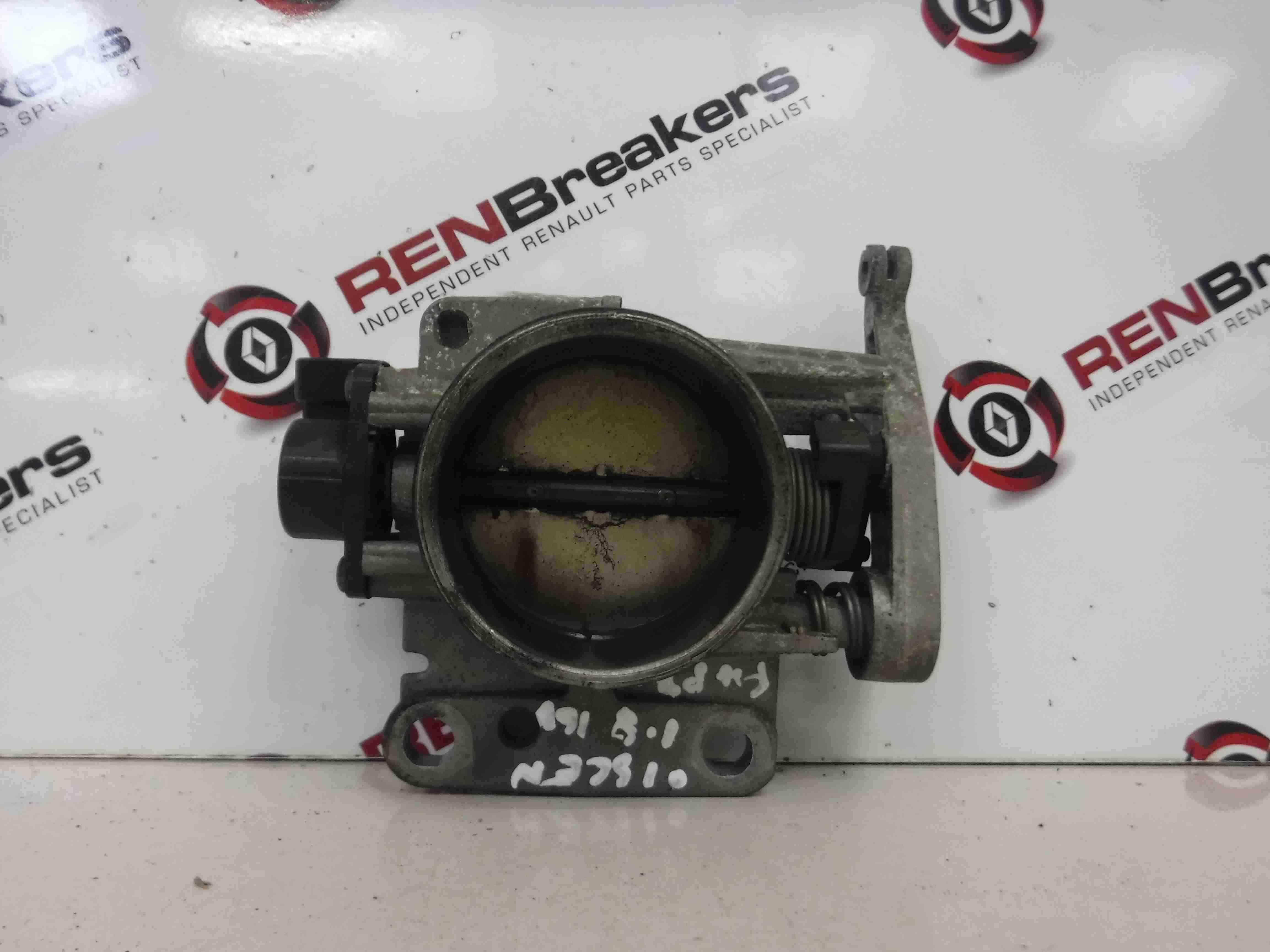 Renault Megane Scenic 1999-2003 1 8 16v Throttle Body F4P 722