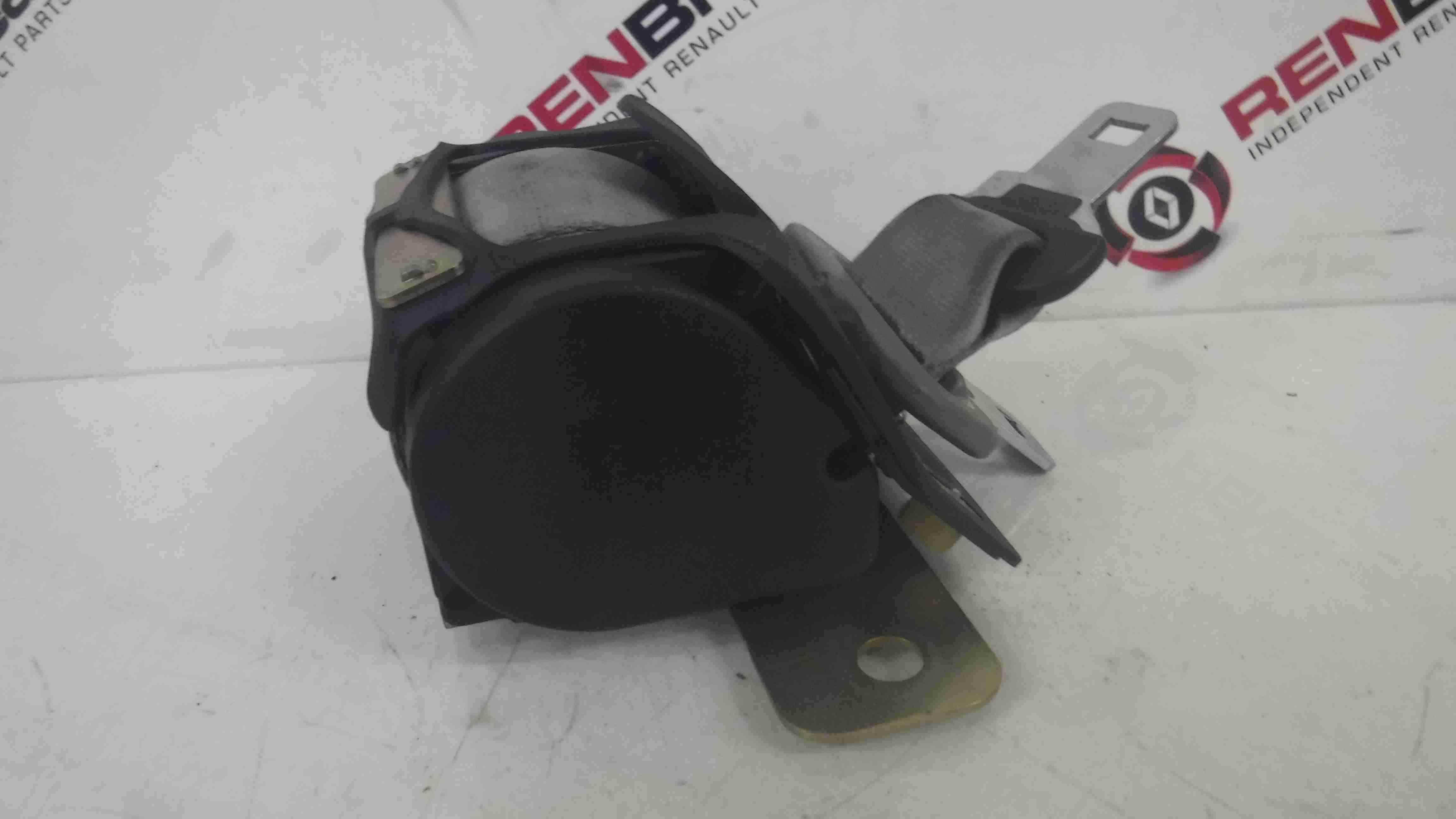 Renault Megane Scenic 1999-2003 Centre Middle Seat Belt Rear