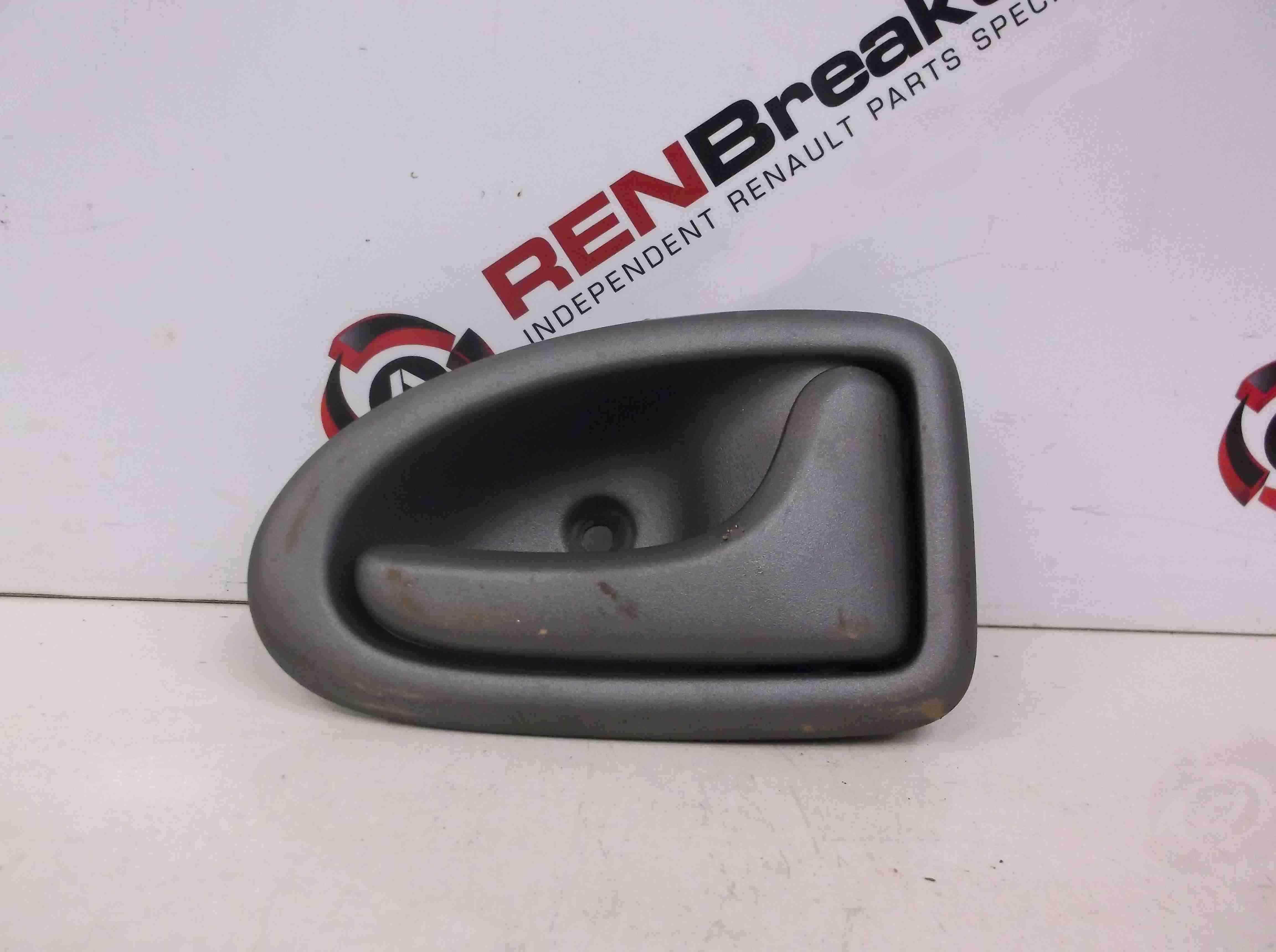 Renault Megane Scenic 1999-2003 Drivers OSR Rear Interior Door Handle