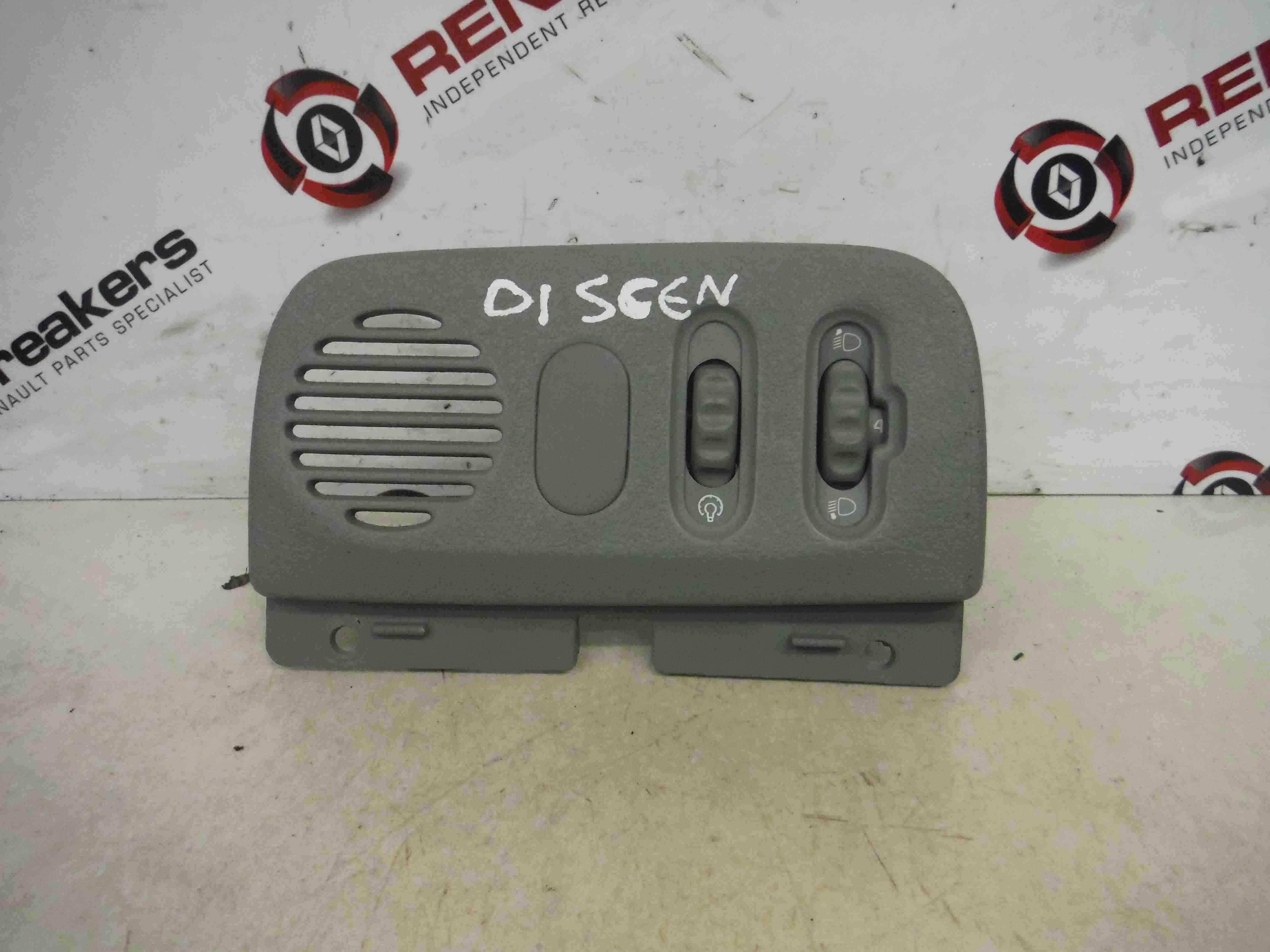 Renault Megane Scenic 1999-2003 Headlight Adjuster Level Dimmer Switch