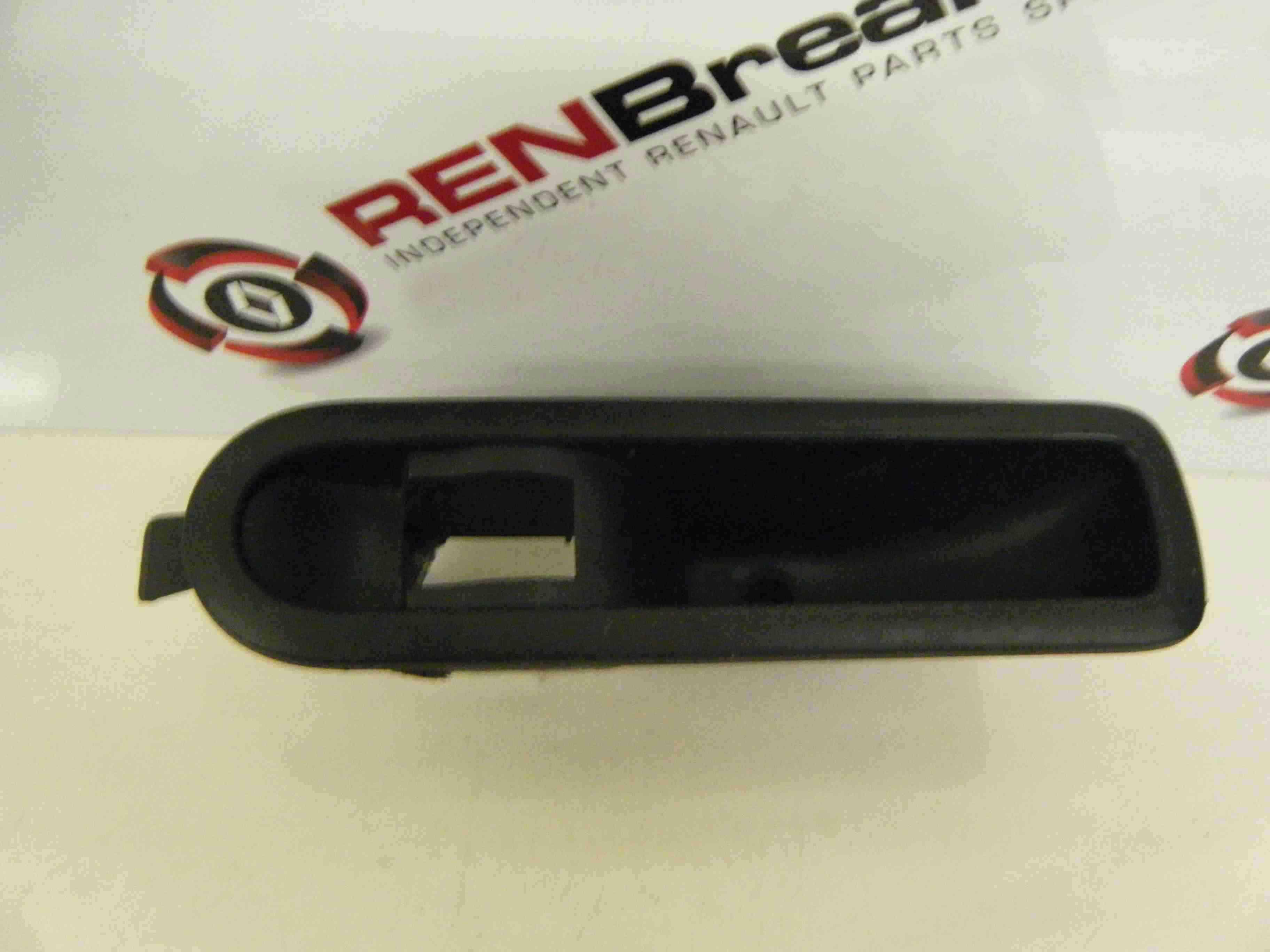 Renault Megane Scenic 2003-2009 Passenger Drivers Rear Door Handle Open Pull
