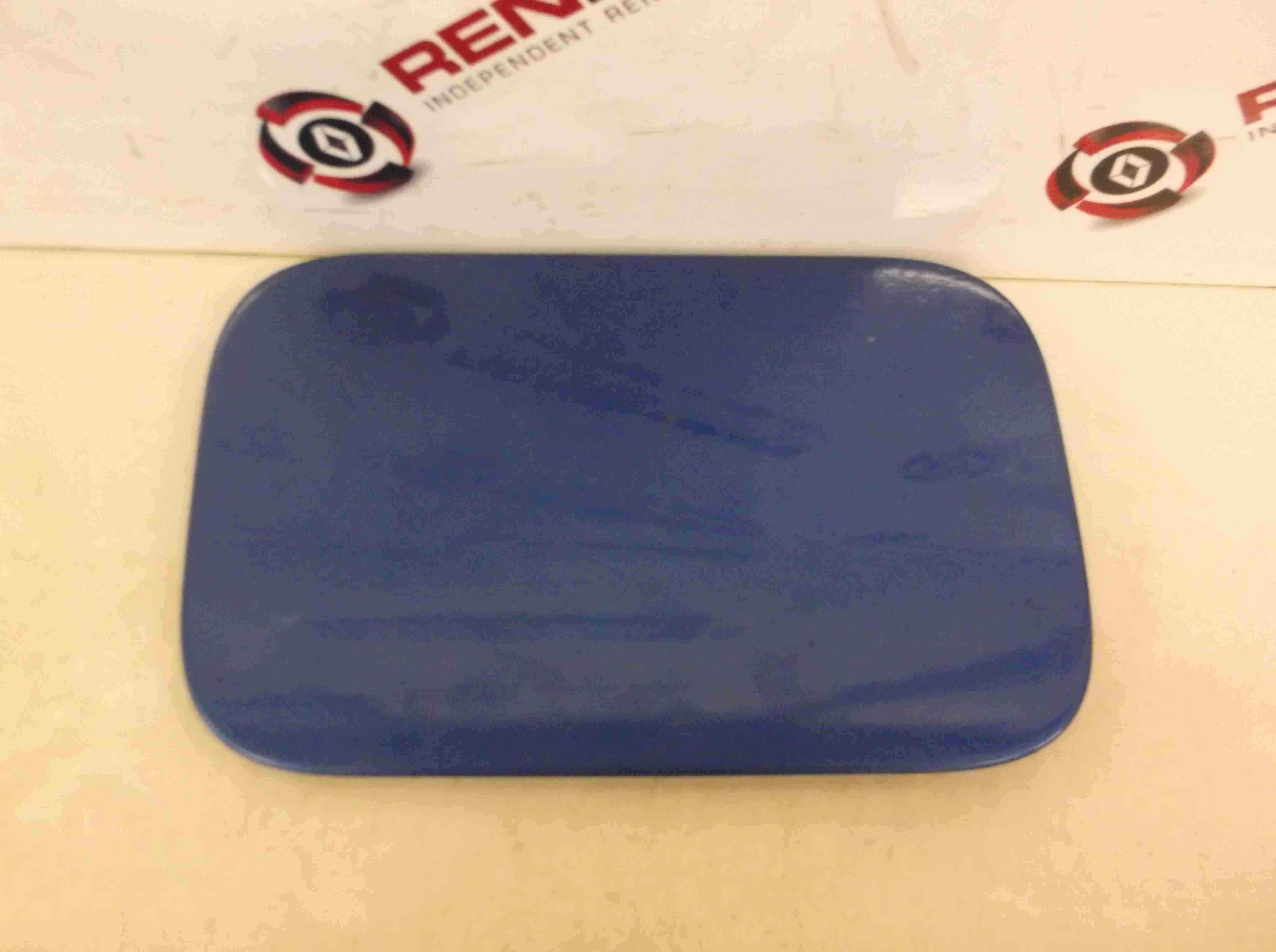 Renault Megane Scenic 2003-2009 Fuel Flap Cover Blue TEI45  8200228509