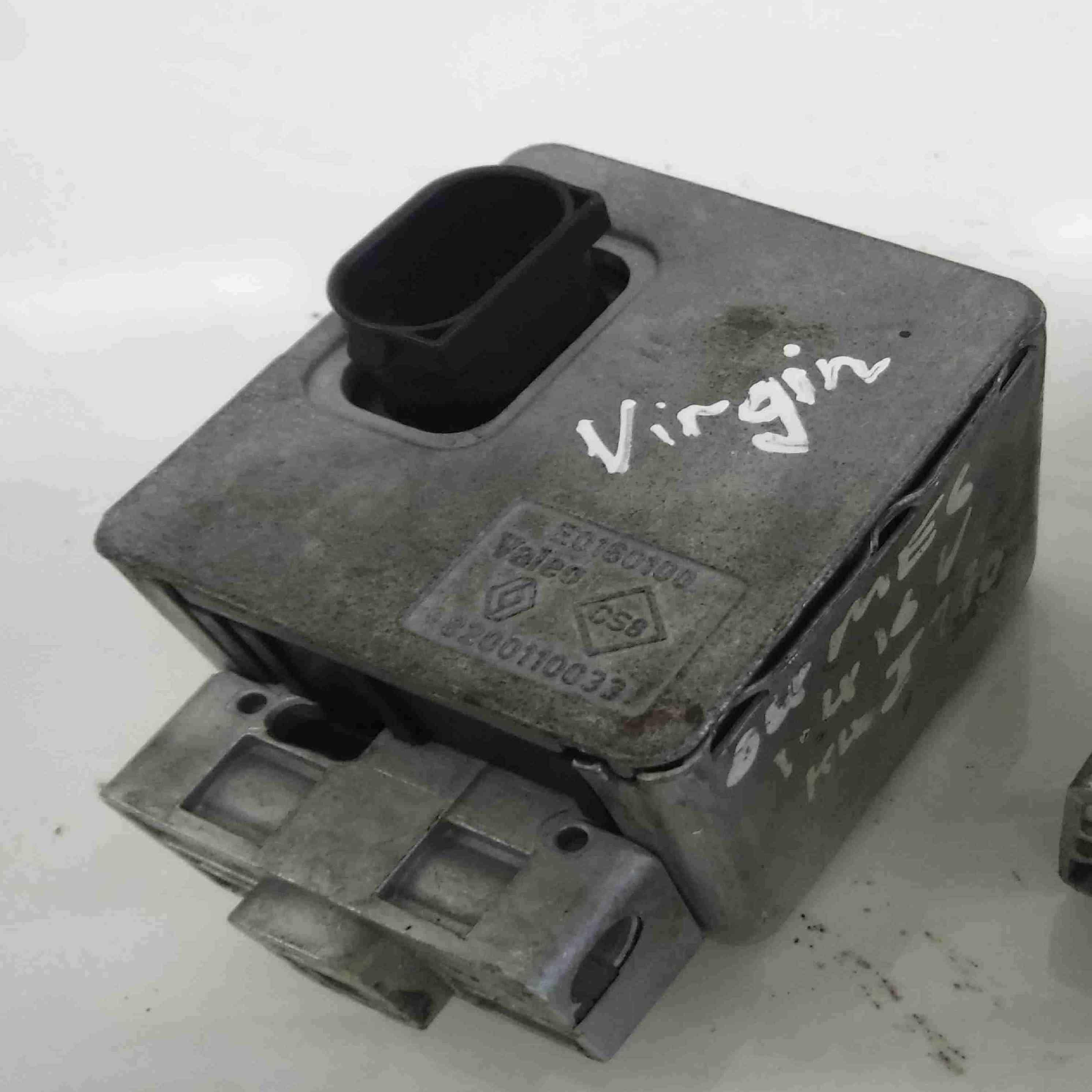 Renault Megane + Scenic 2003-2009 Steering Column Lock Box Virginised DECODED