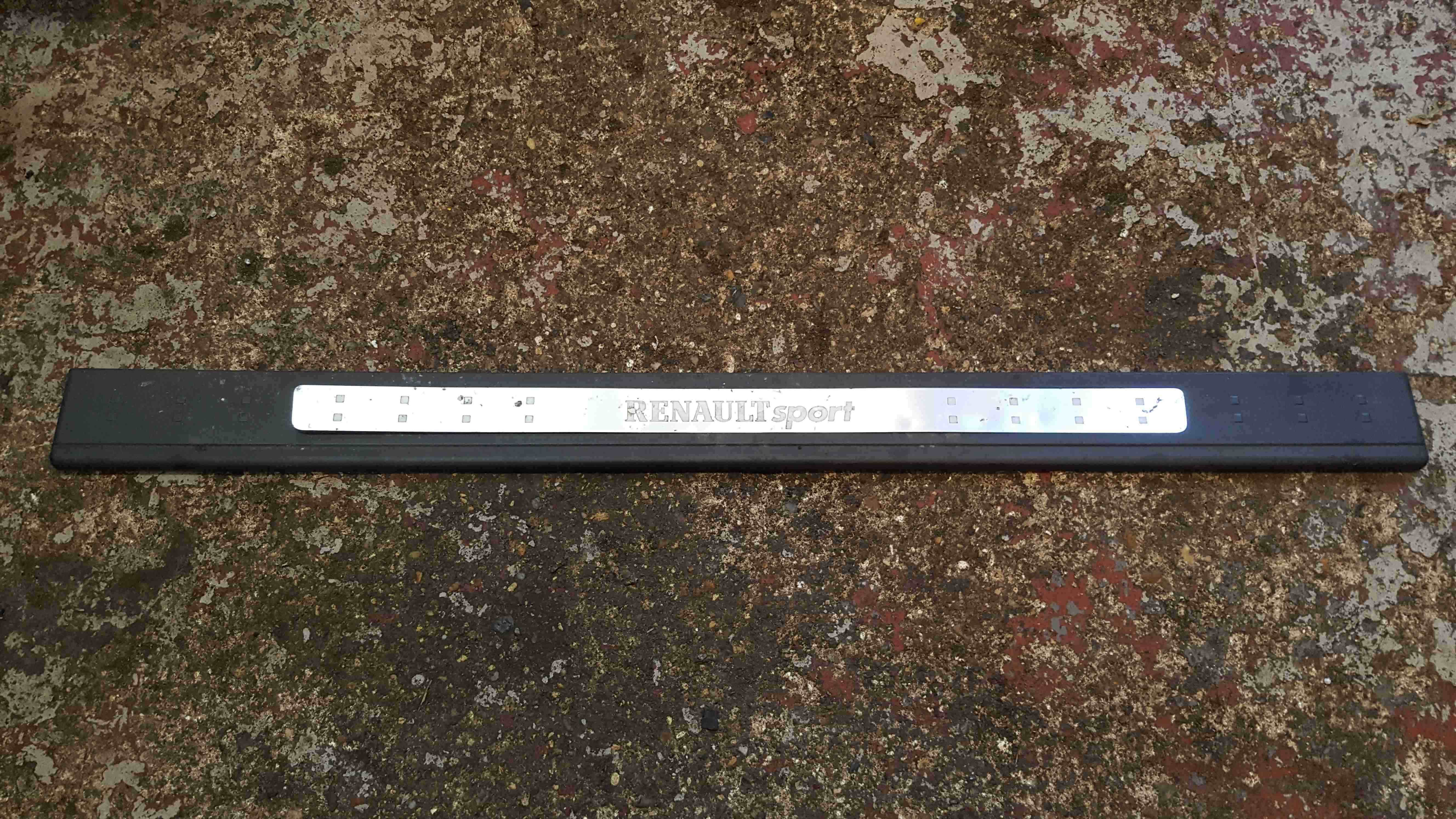 Renault Megane Sport MK2 2002-2008 225 Drivers OSF Front Door Sill Insert