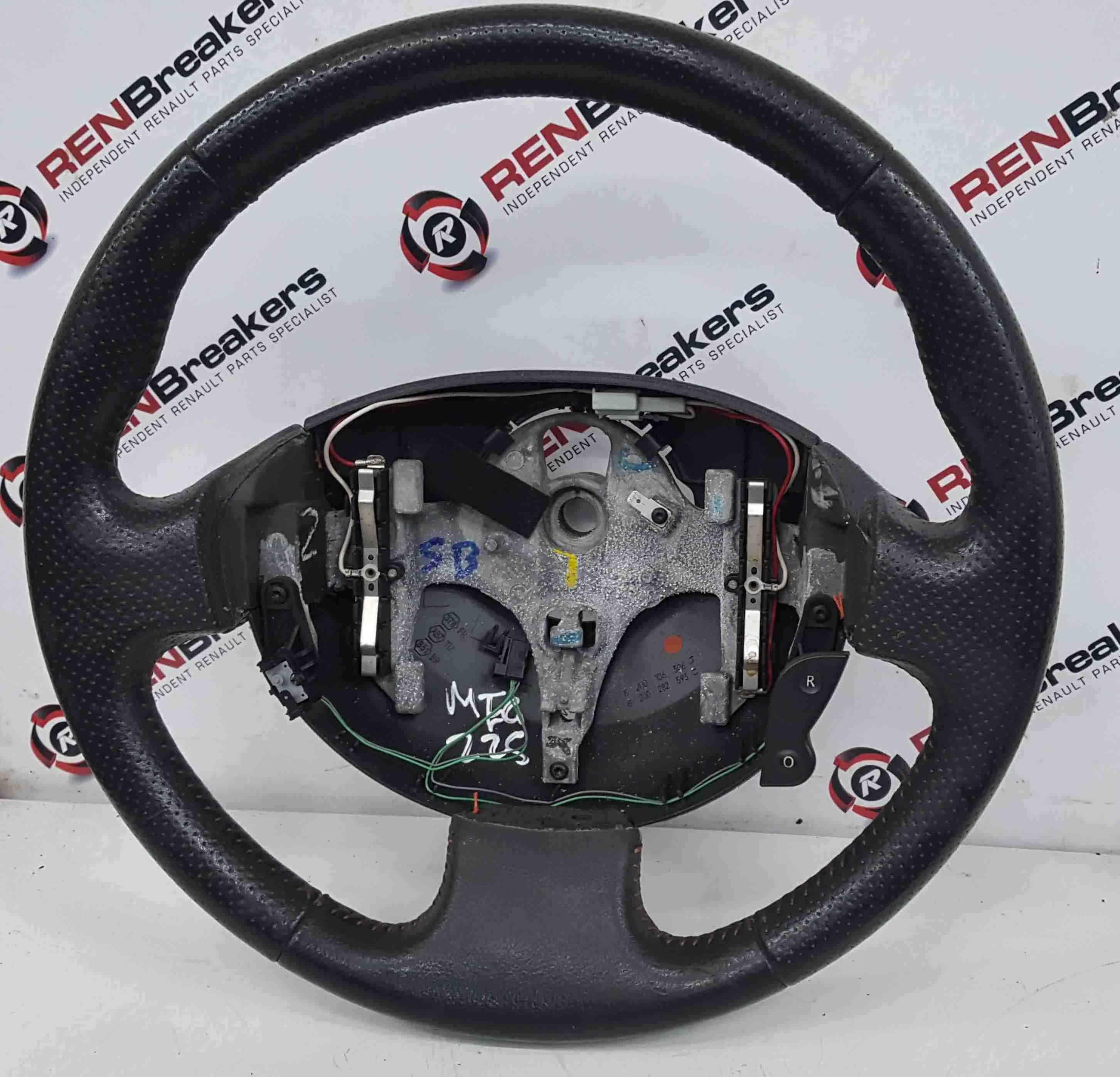 Renault Megane Sport MK2 2002-2008 225 Steering Wheel 8200106306 8200282593