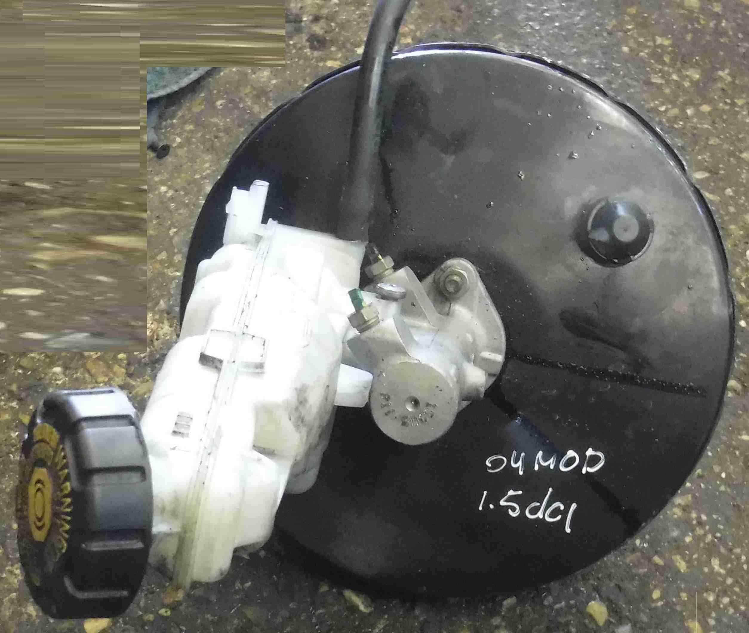 renault modus 2004 2008 1 5 dci brake servo master cylinder store renault breakers used. Black Bedroom Furniture Sets. Home Design Ideas