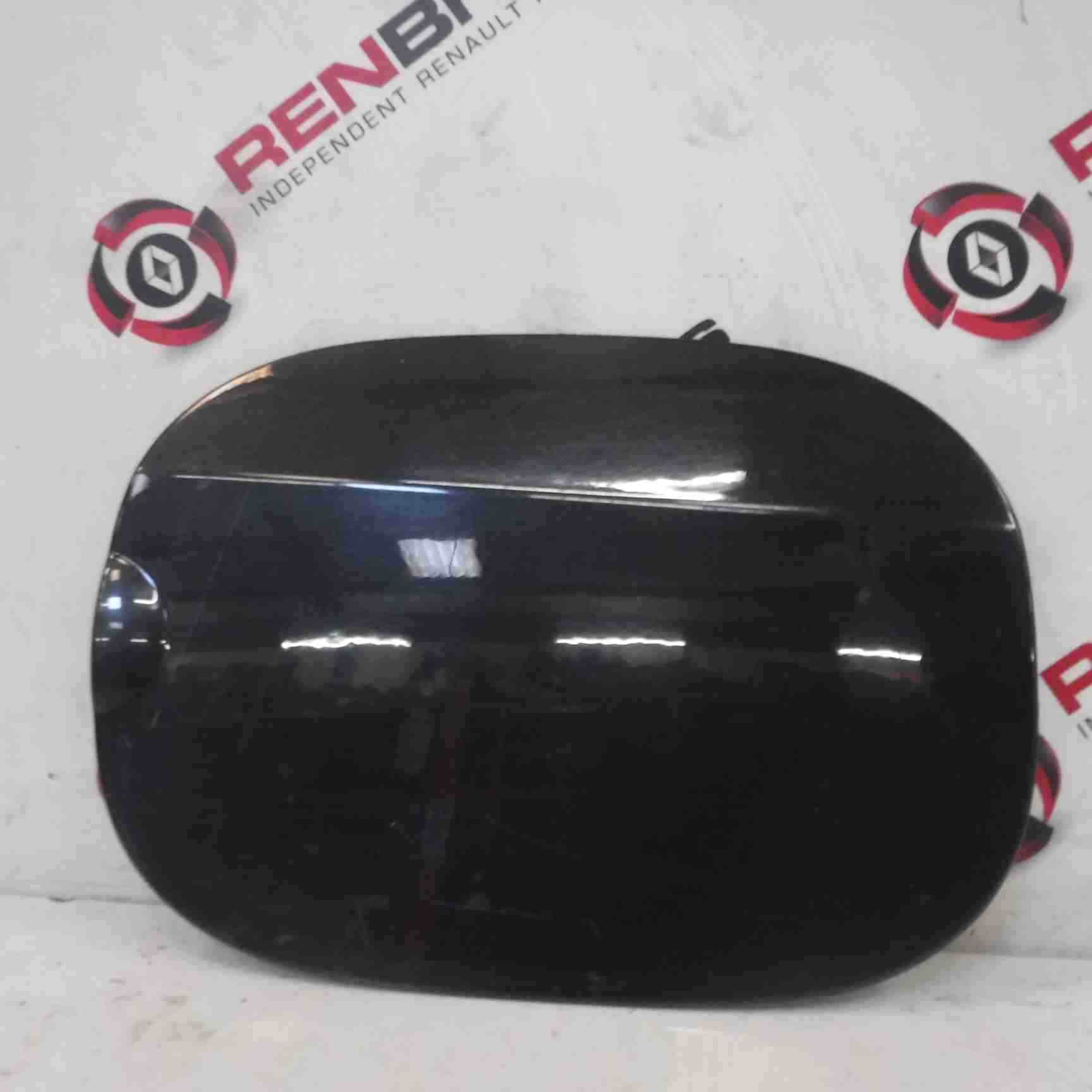 Renault Modus 2004-2008 Fuel Flap Cover Black 676 8200213437