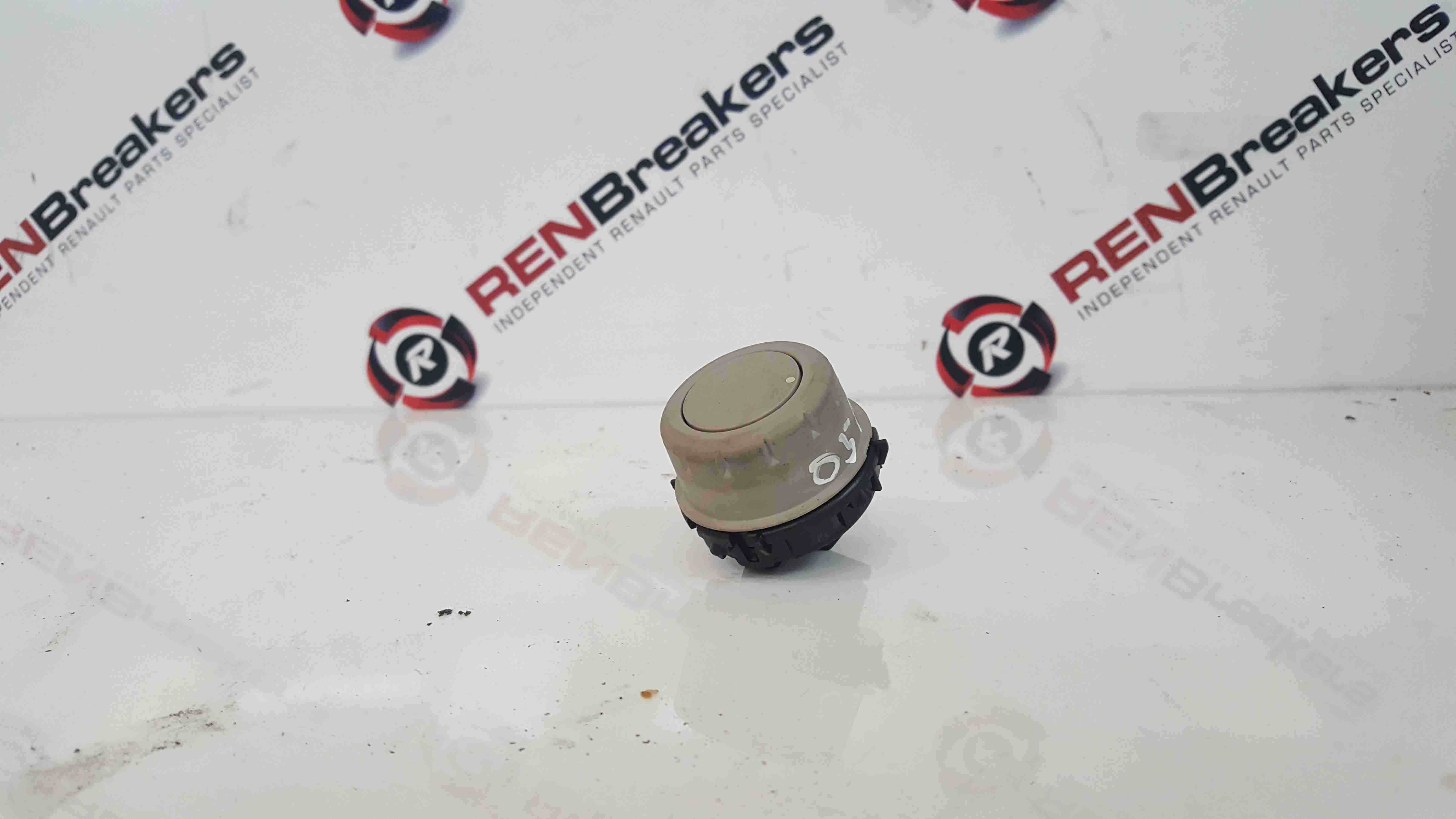 Renault Modus 20042008 Sunroof Roof Open Button Switch