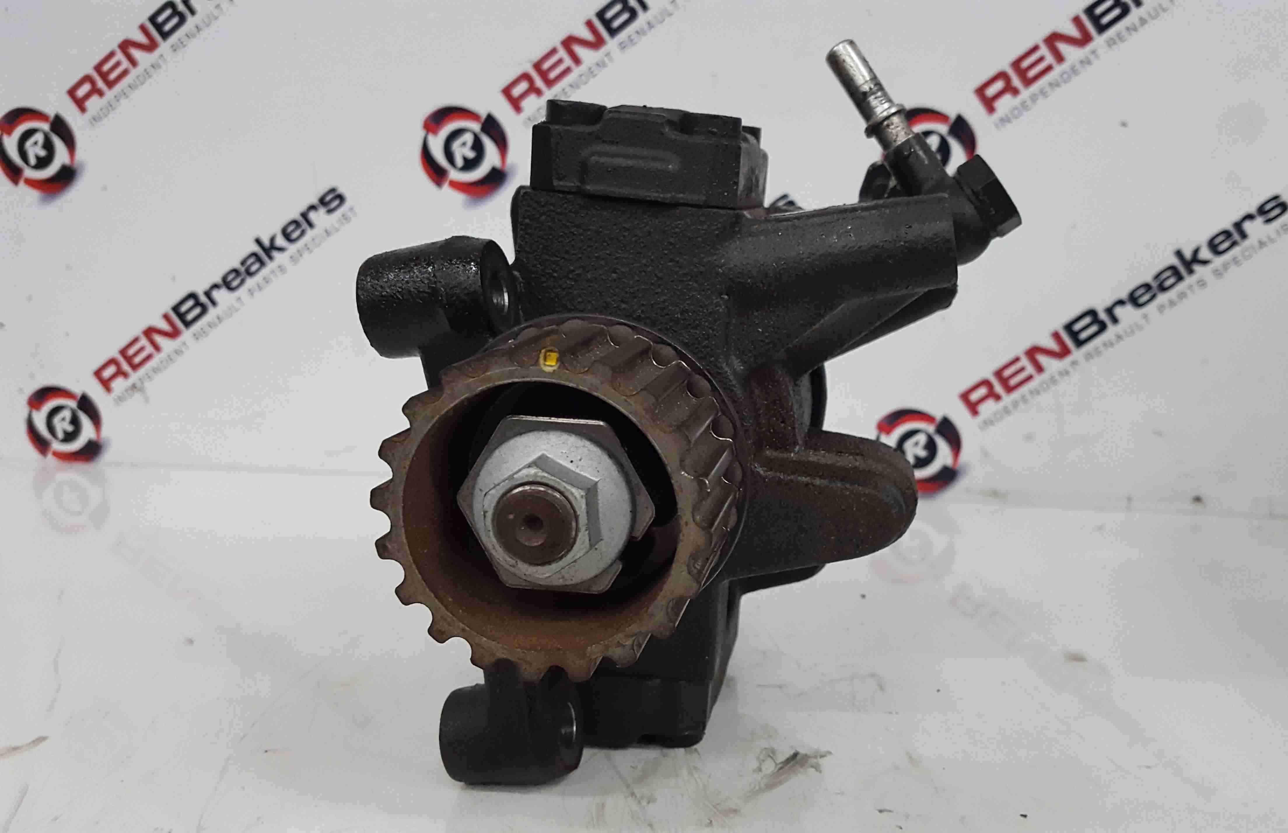 Renault Nissan Kadjar 2015-2021 1.5 DCi Diesel Injection Fuel Pump K9K