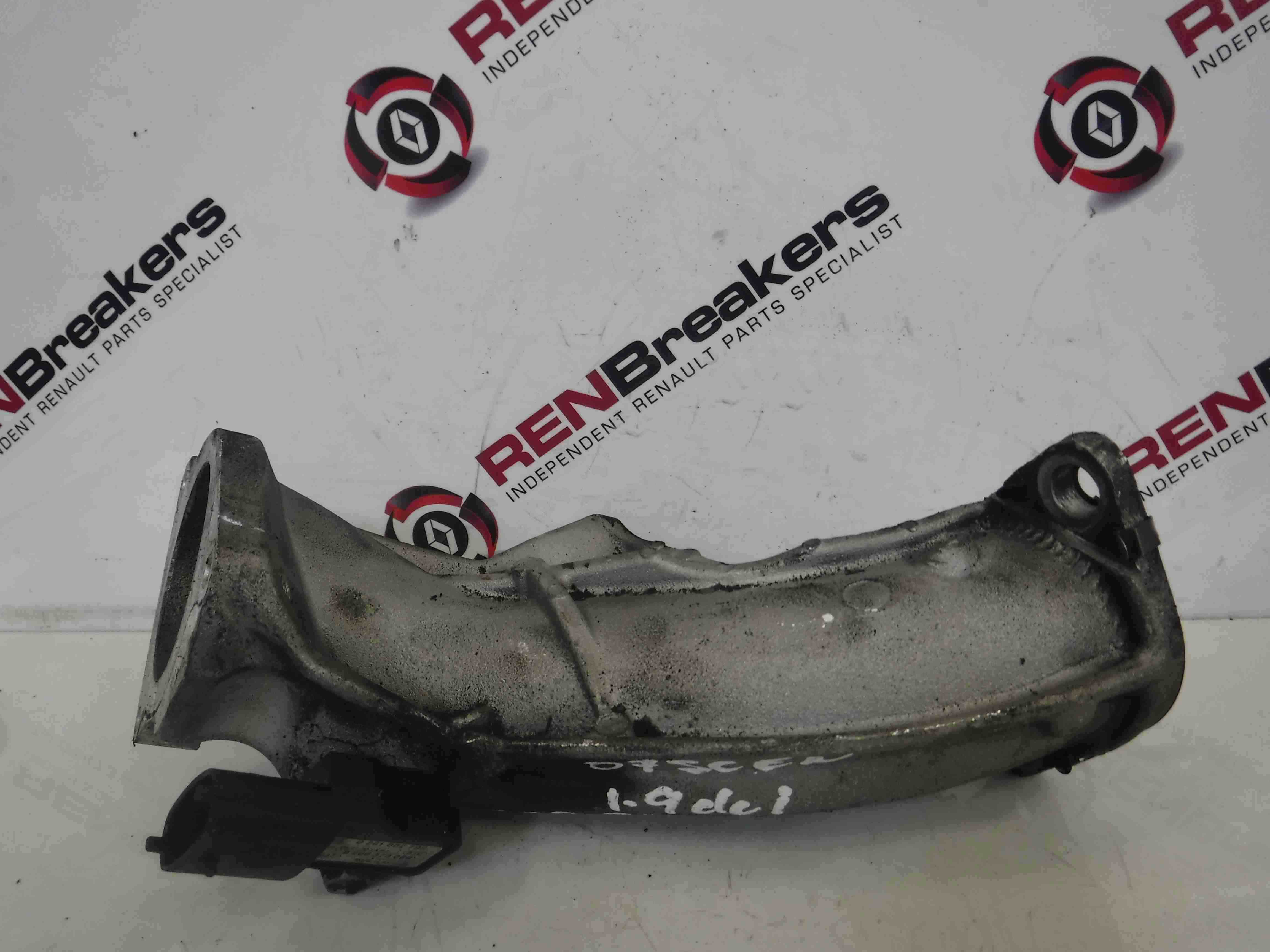 renault scenic 2003 2009 1 9 dci intake manifold egr pipe a2c53027874 f9q 818 ebay. Black Bedroom Furniture Sets. Home Design Ideas