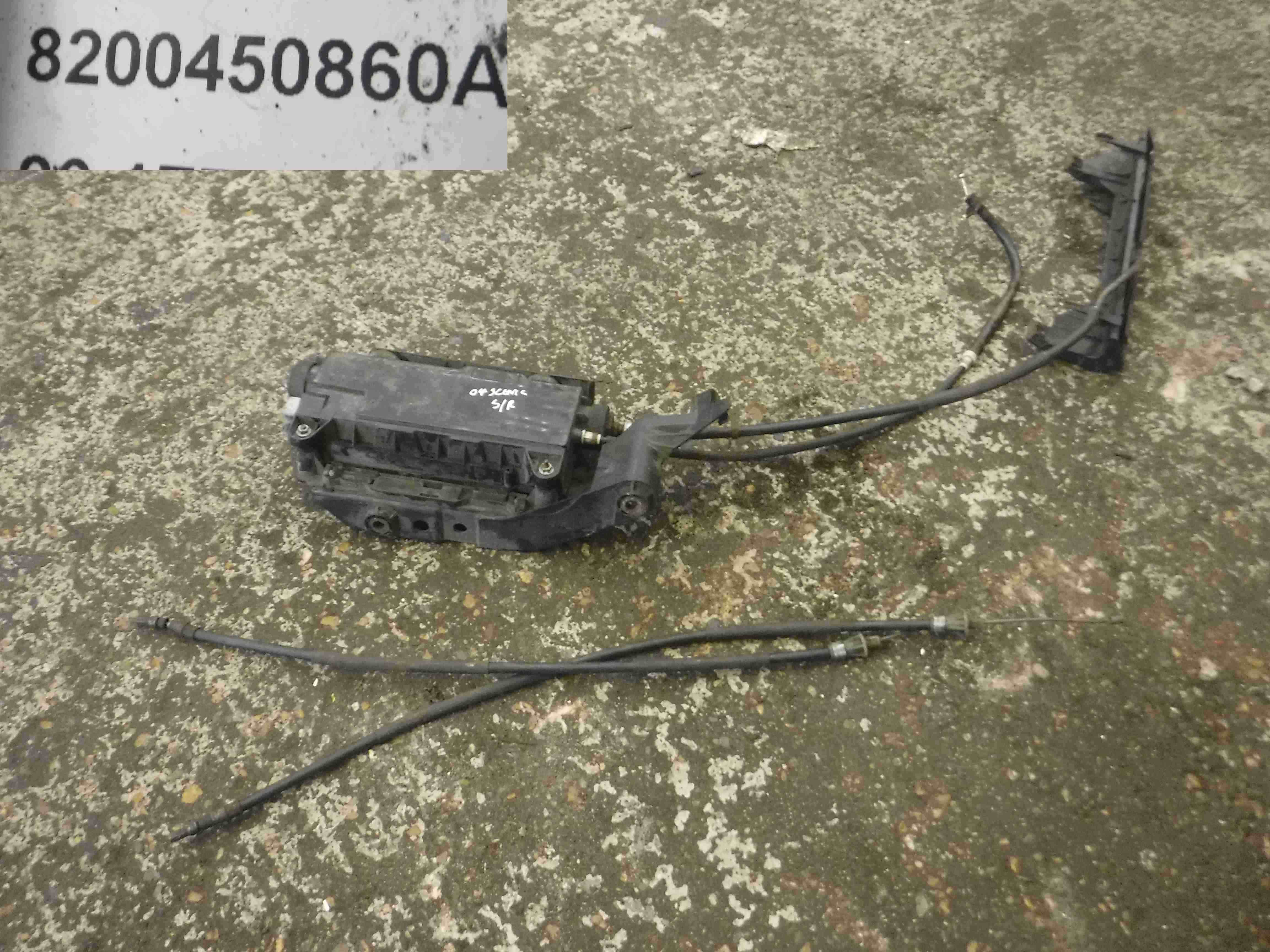 Structure  Download Renault Scenic Handbrake Motor Full
