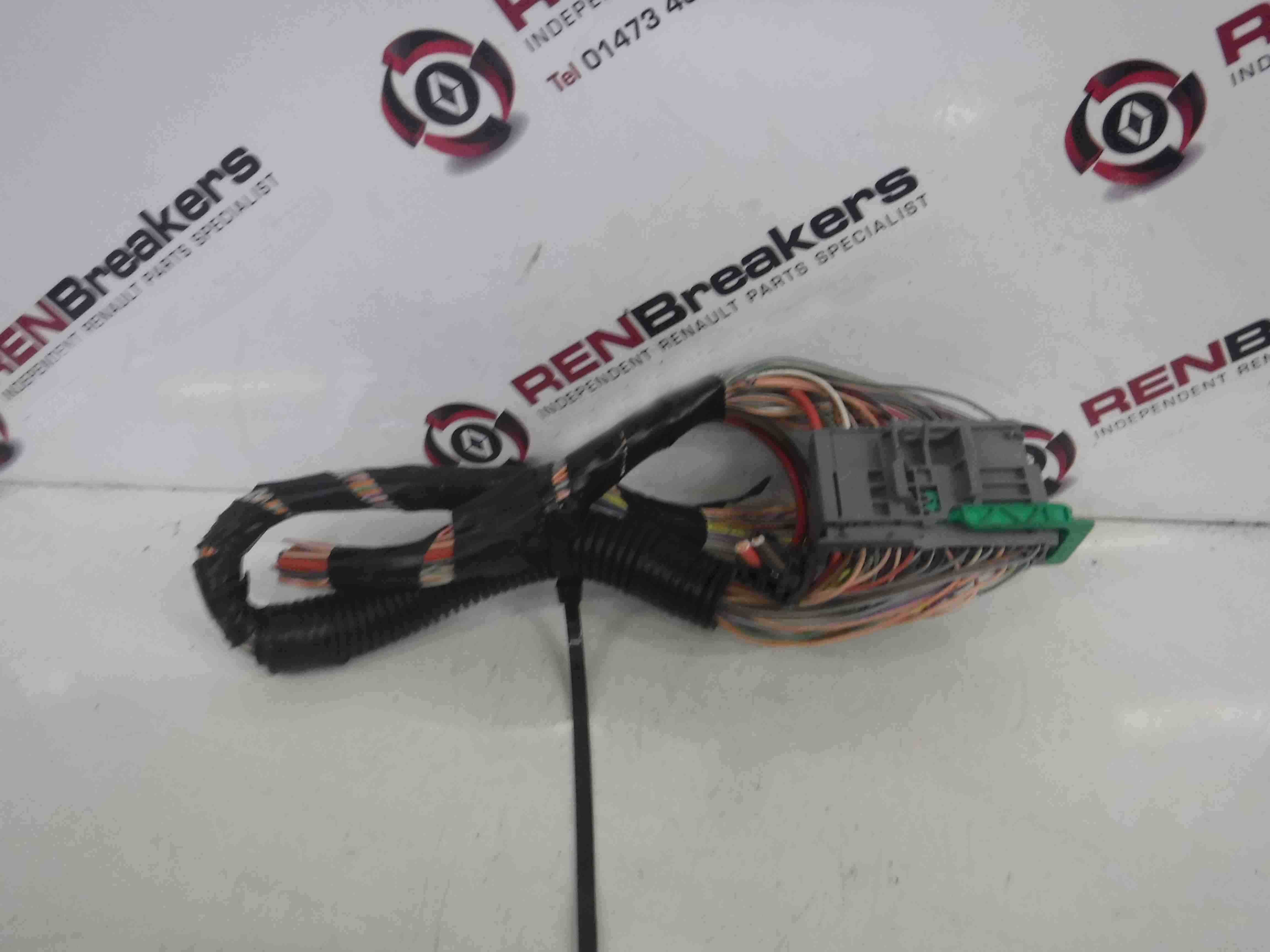 Renault Scenic 2003-2009 Under Seat Wiring Loom