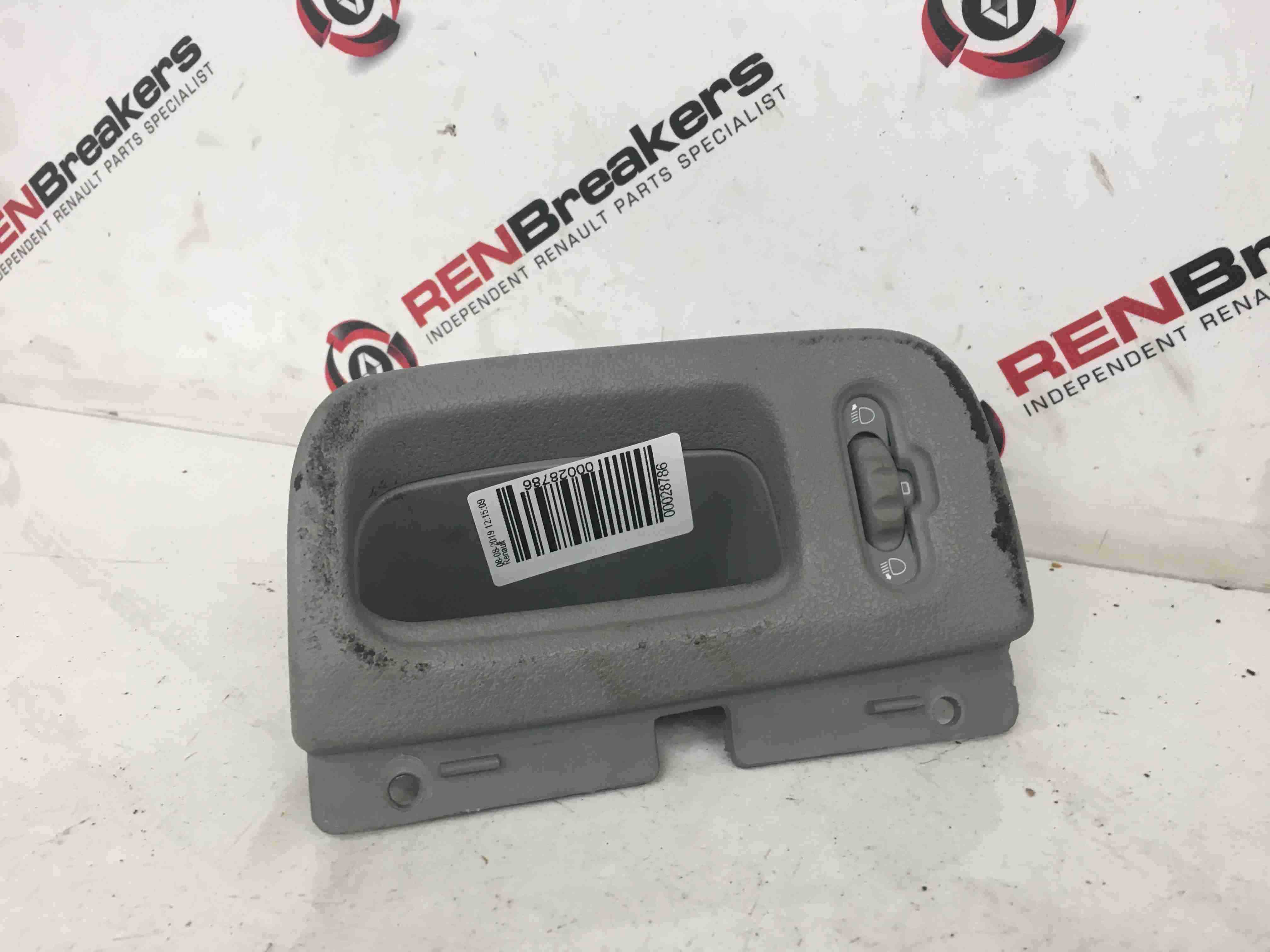 Renault Scenic MK1 1999-2003 Headlight Level Panel Tray Insert 7700431105
