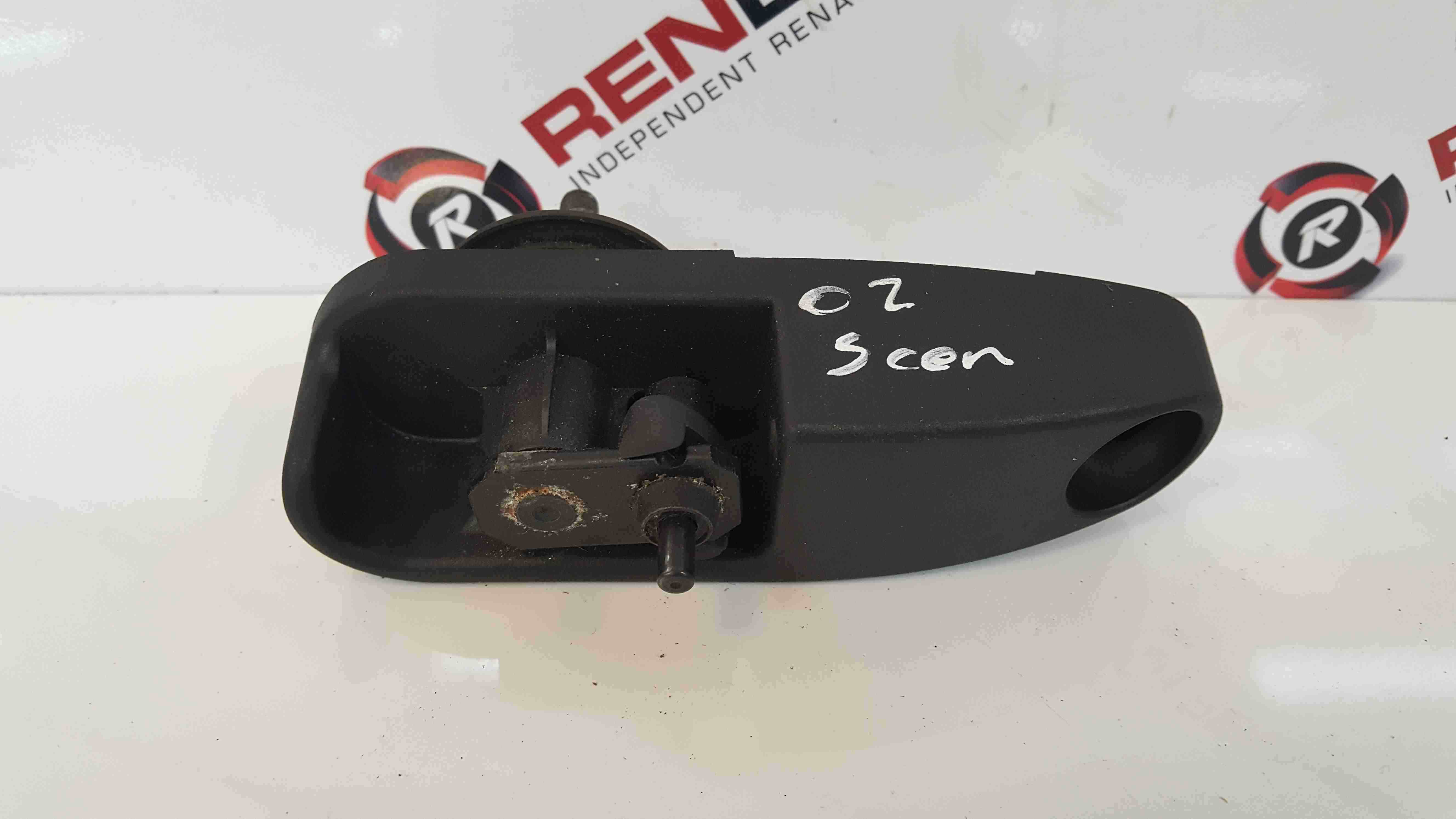 Renault Scenic MK1 1999-2003 Rear Wiper Mechanism Spindle Spines Through Glass