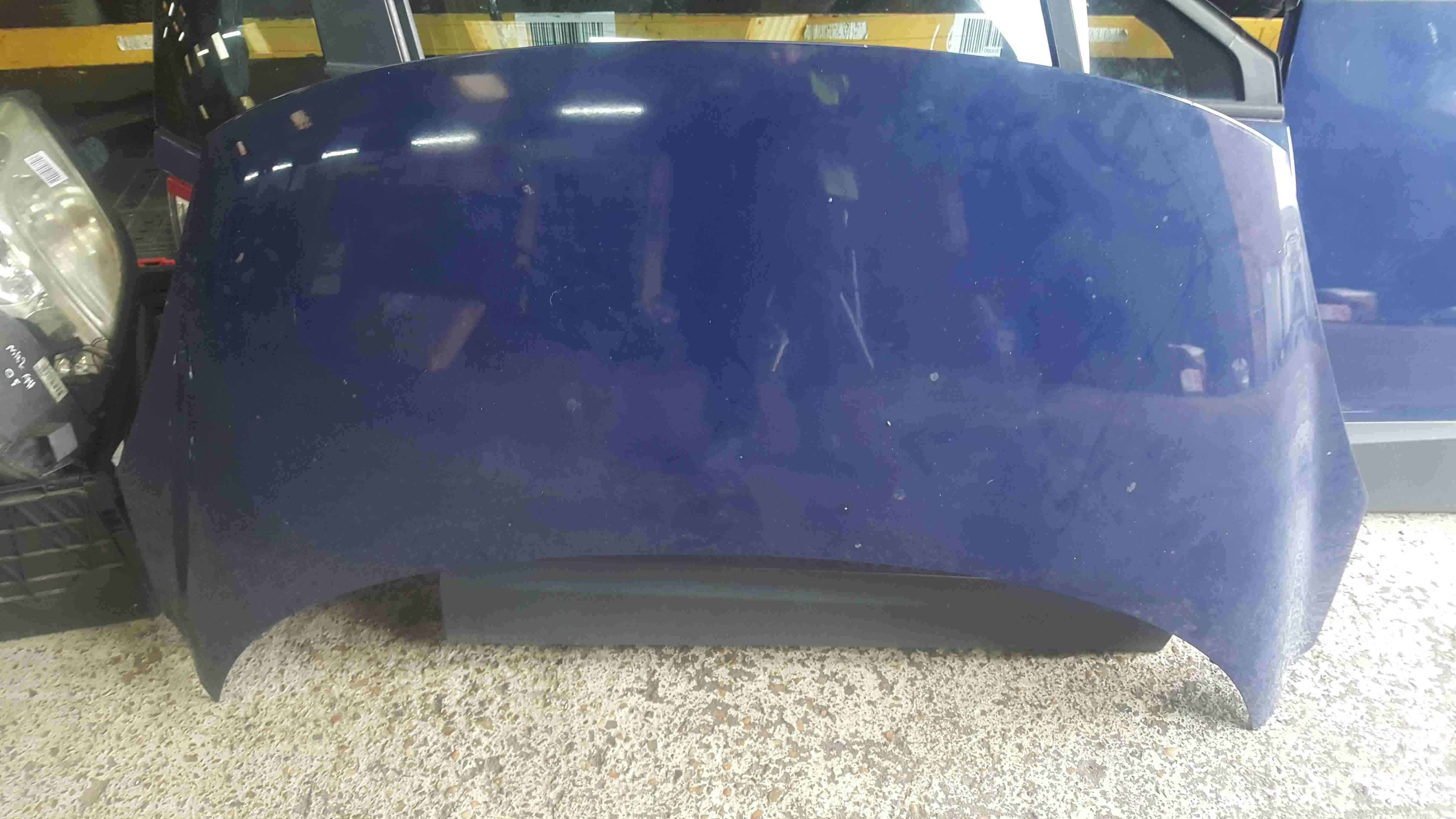 Renault Scenic MK3 2009-2013 Front Bonnet Blue OV460