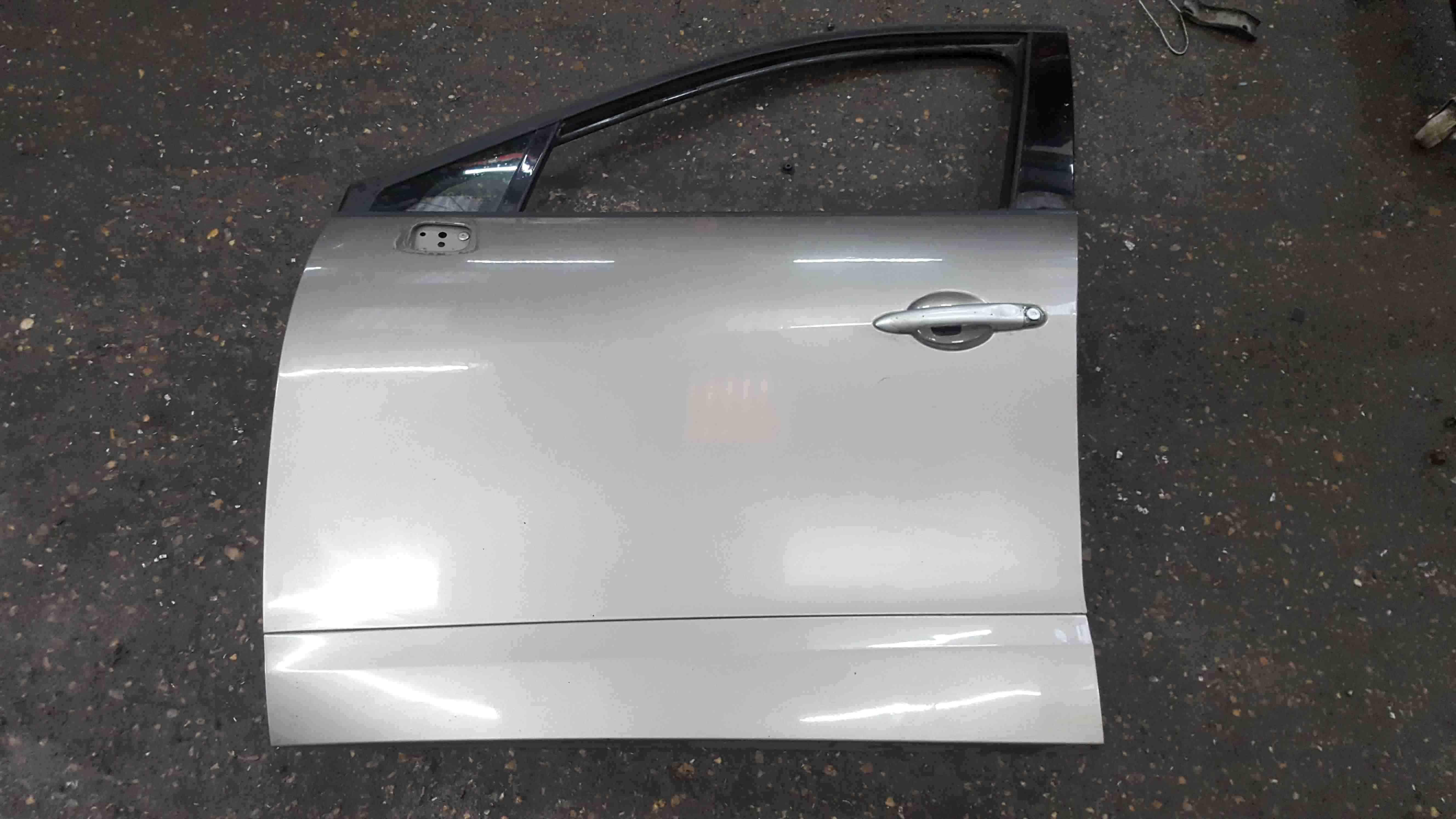 Renault Scenic MK3 2009-2013 Passenger NSF Front Door Beige TEHNK