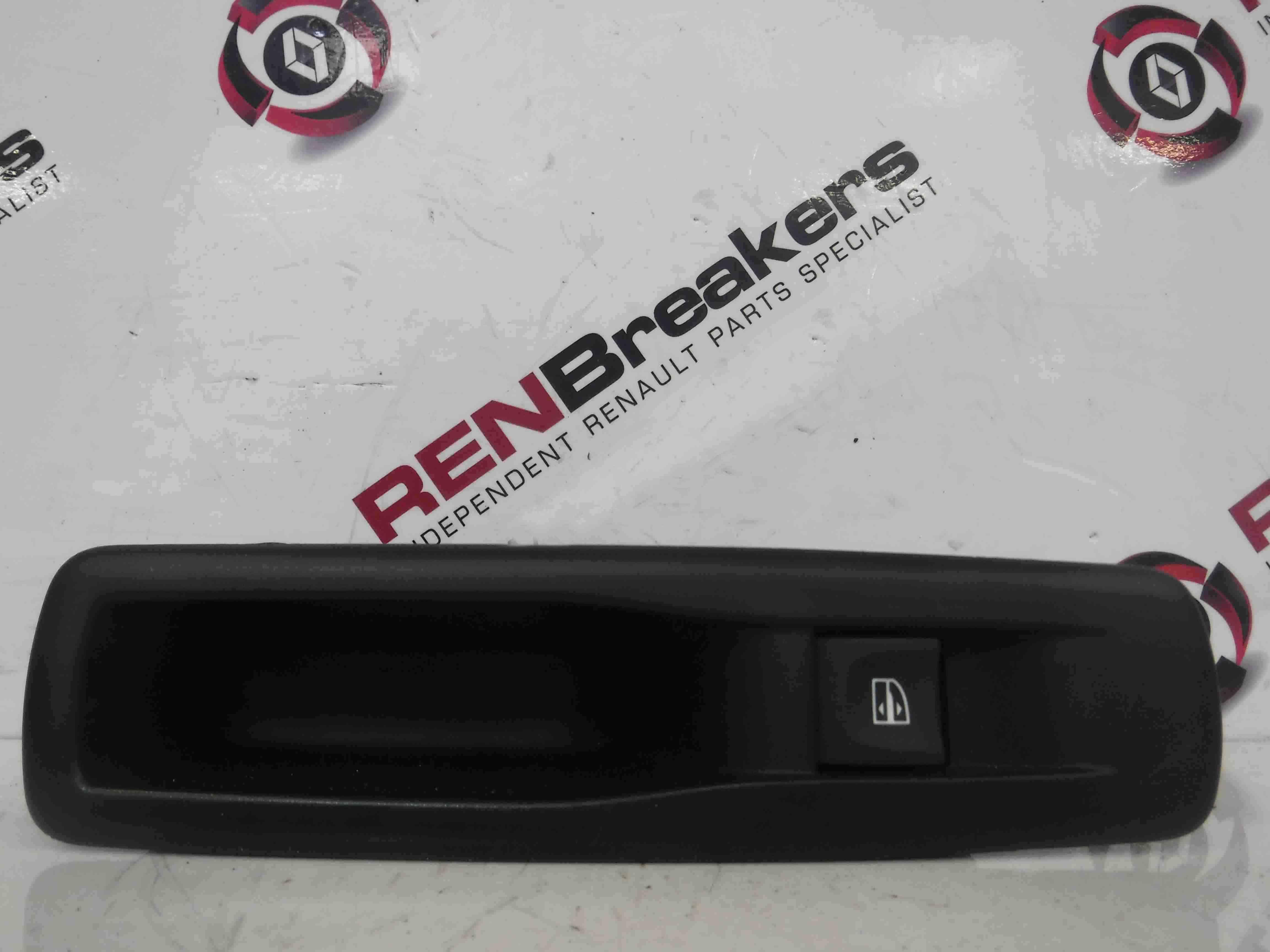 Renault Scenic MK3 2009-2016 Passenger NSR Rear Window Switch + Panel