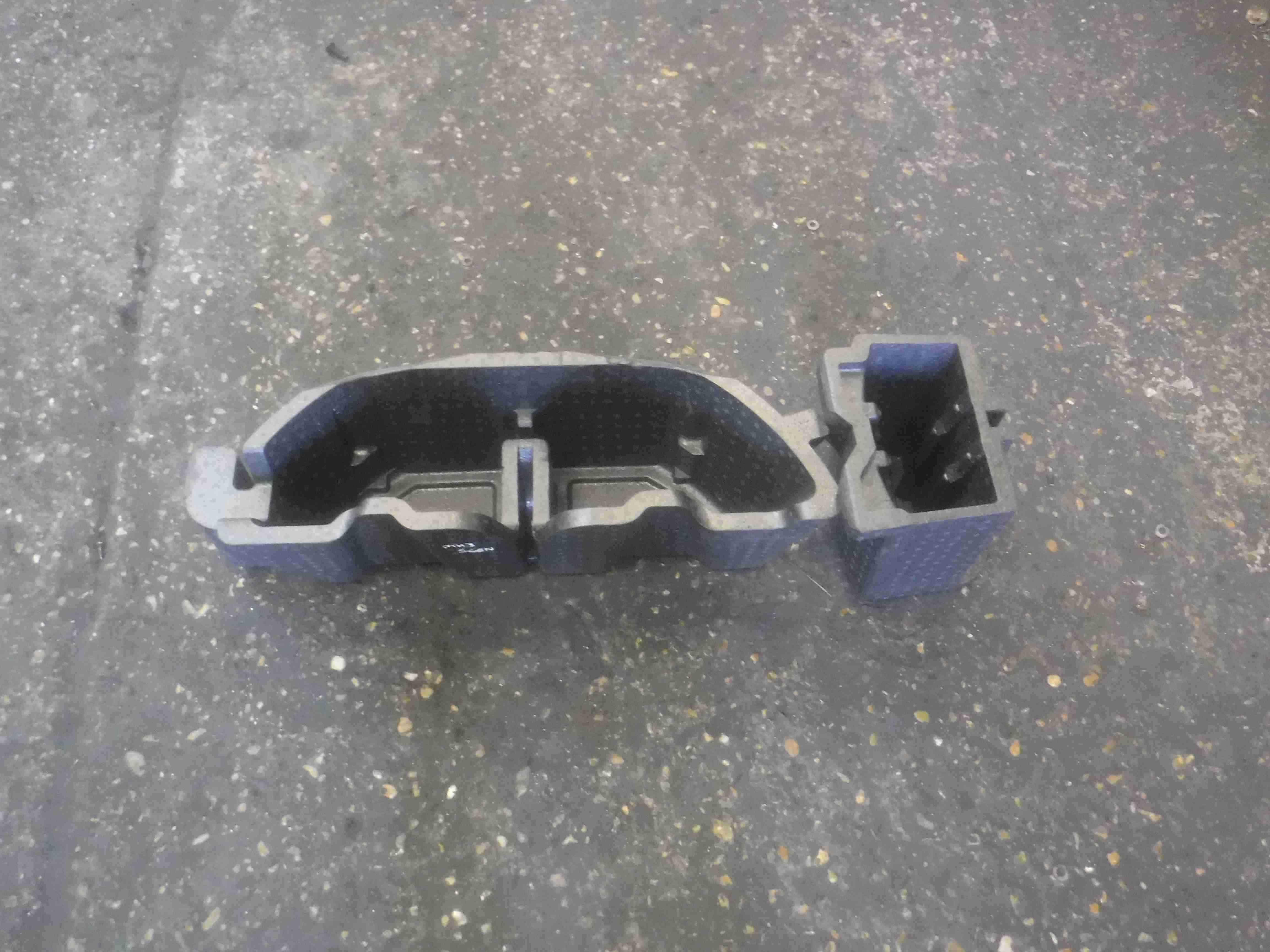 Renault Scenic MK3 2009-2016 Rear Boot Tool Kit Set Holder