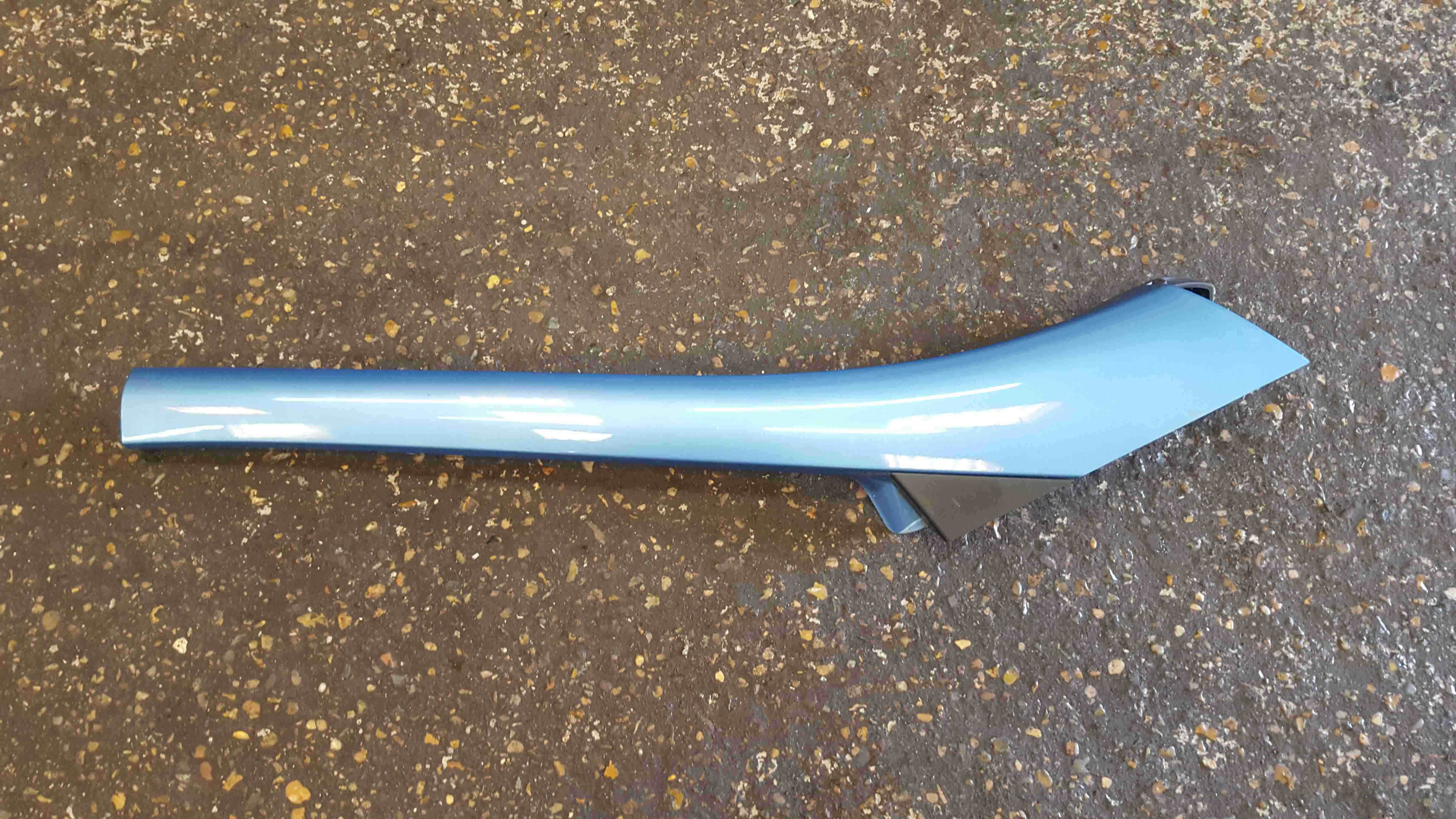 Renault Scenic MK3 2013-2016 Drivers OSF Front Exterior Blue A Pillar TERPB