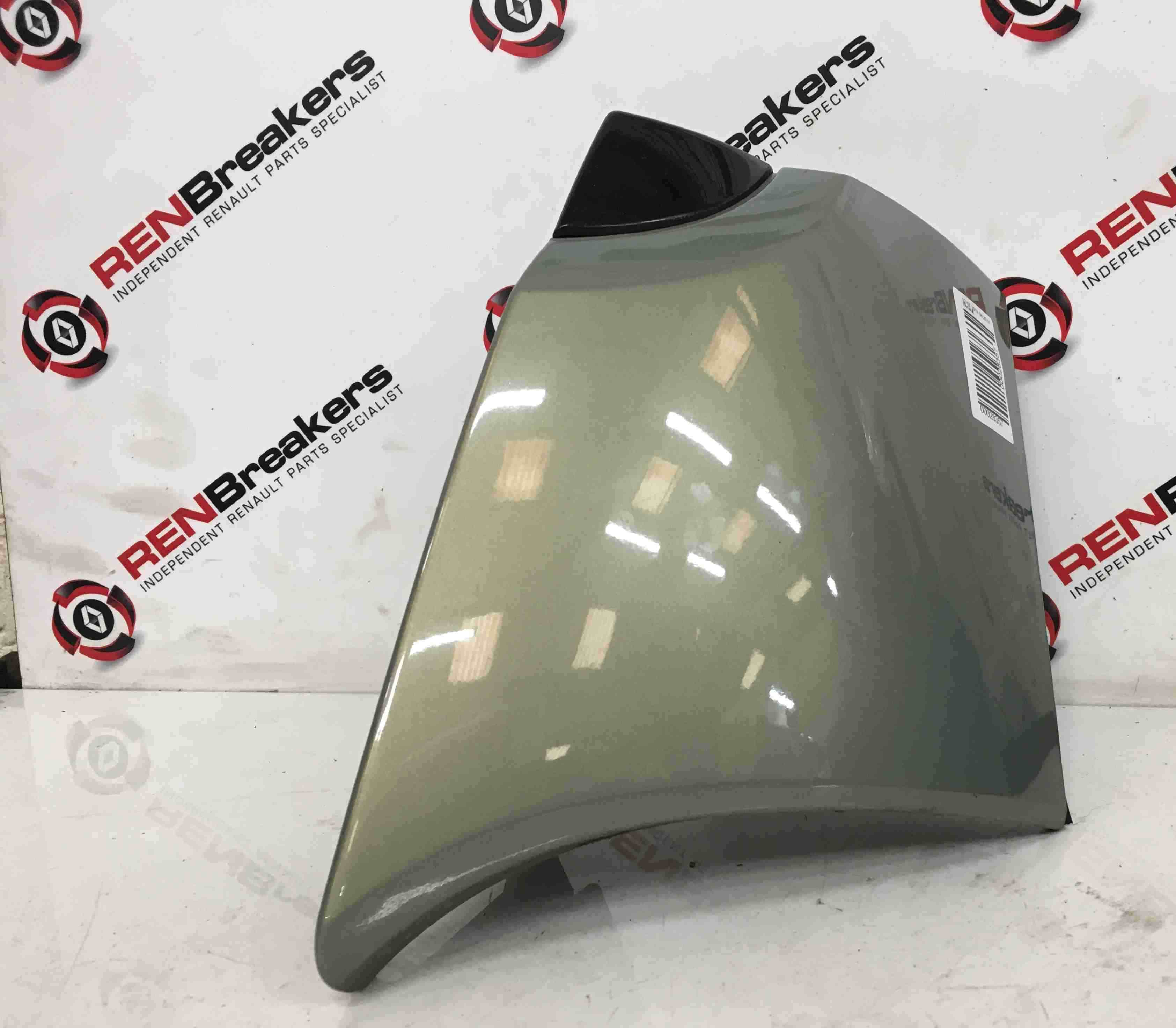 Renault Scenic RX4 1999-2003 Drivers OSR Above Rear Light Panel Green NV191
