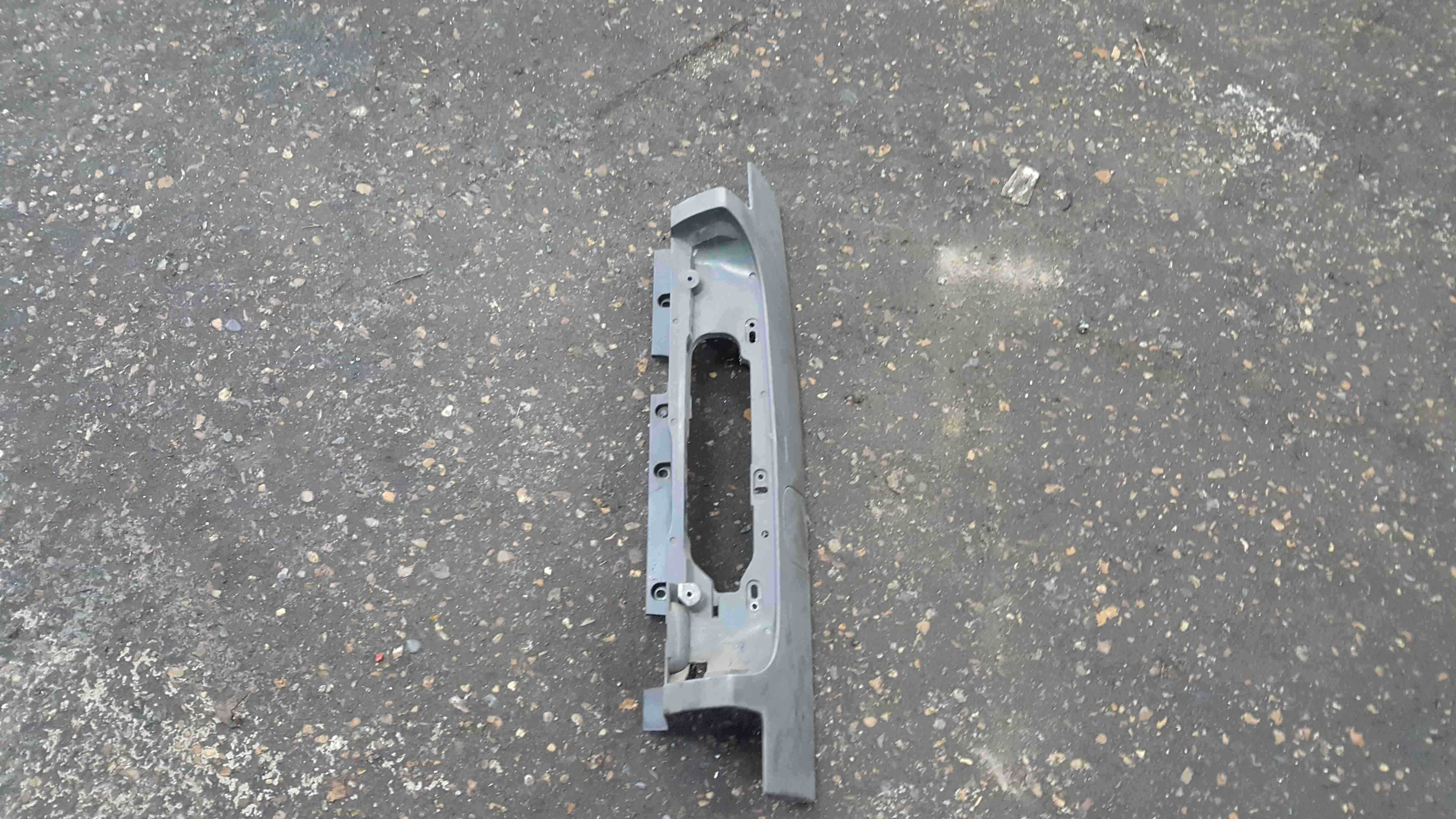 Renault Trafic 2006-2014 Drivers OSR Rear Light Case 265A60118R