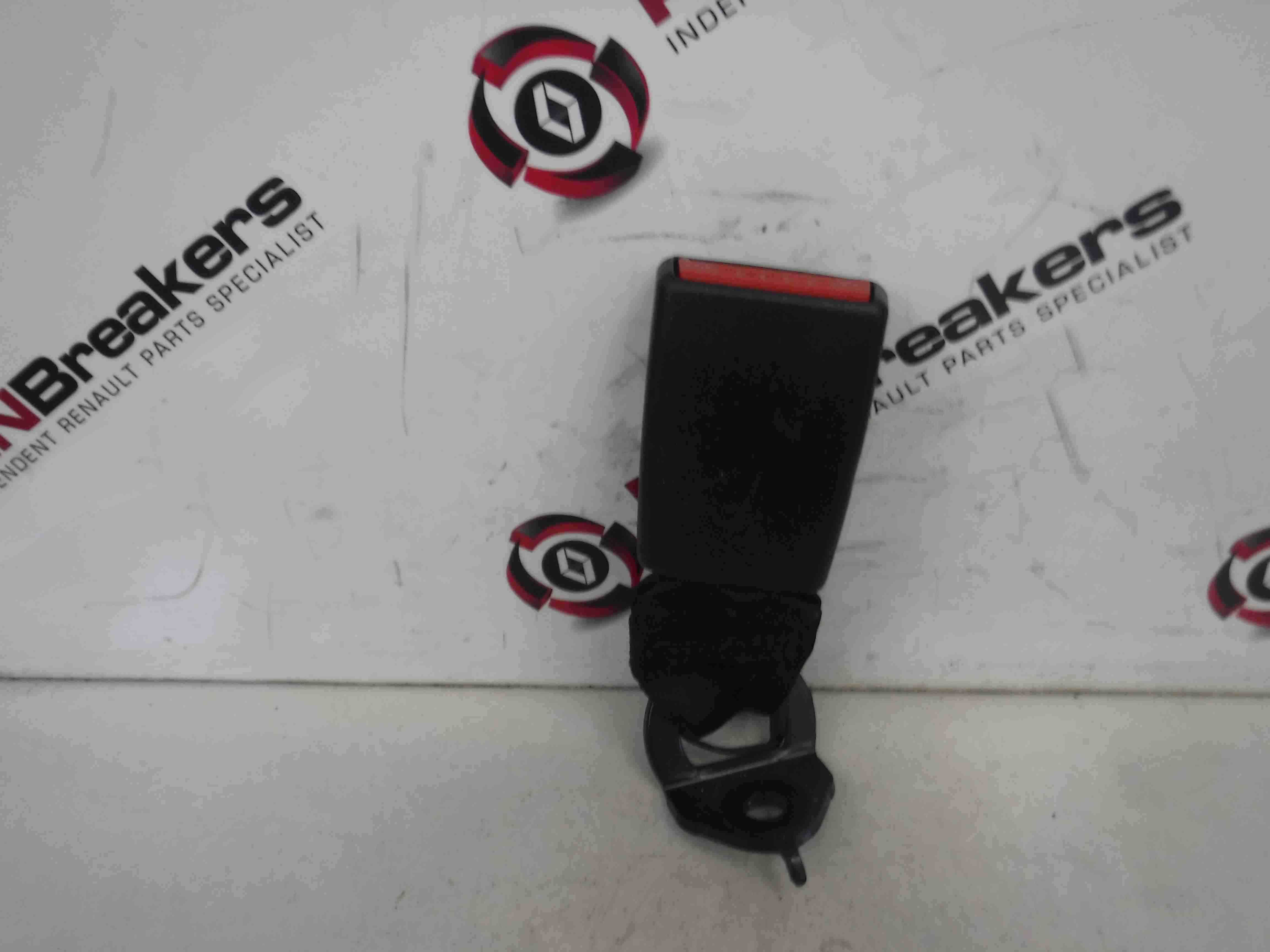 Renault Twingo 2007-2011 Passenger NSR Rear Seat Buckle Clip Anchor Red