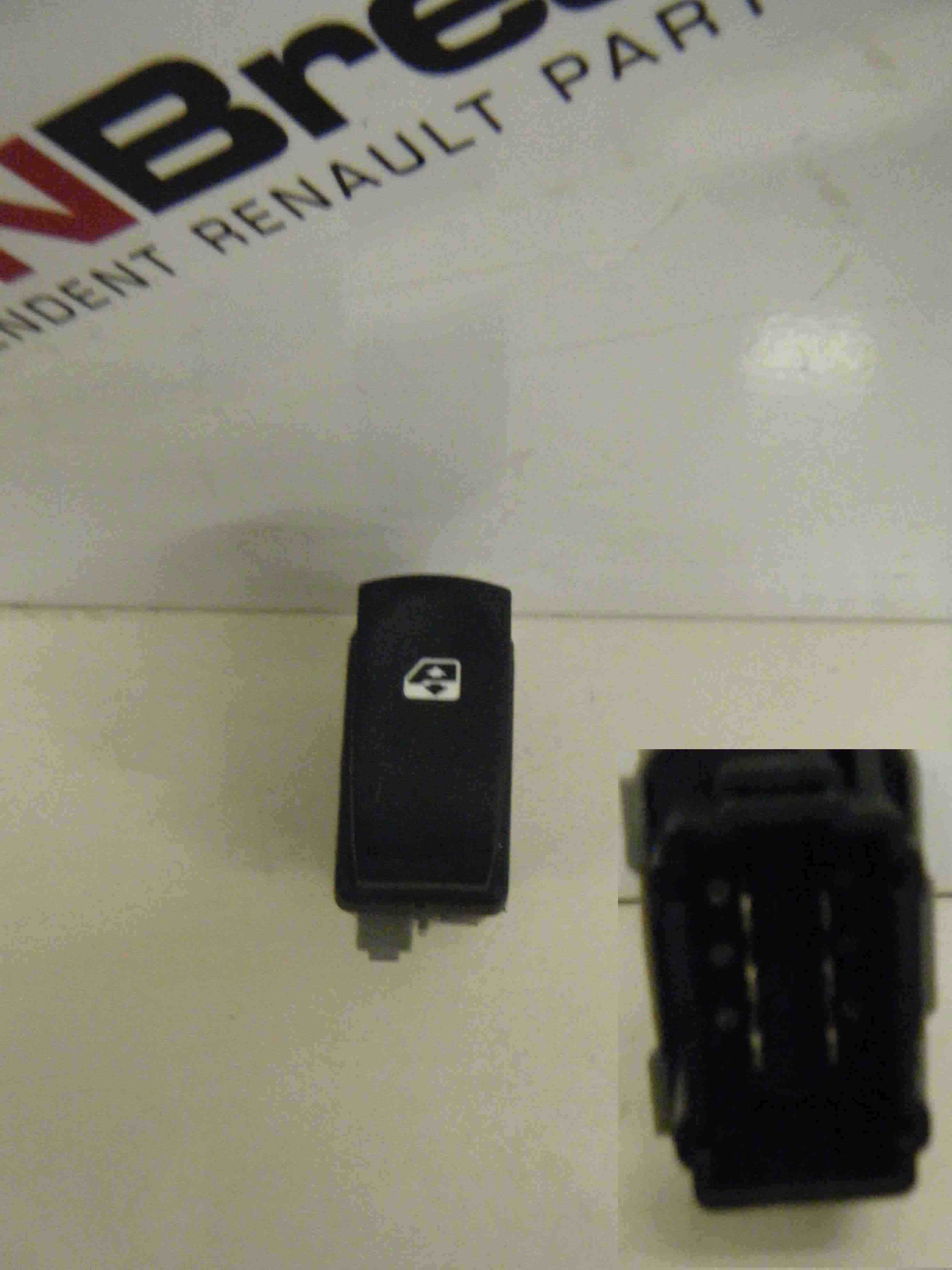 Renault Twingo 2007-2012 Passenger NSF Front Electric Window Switch
