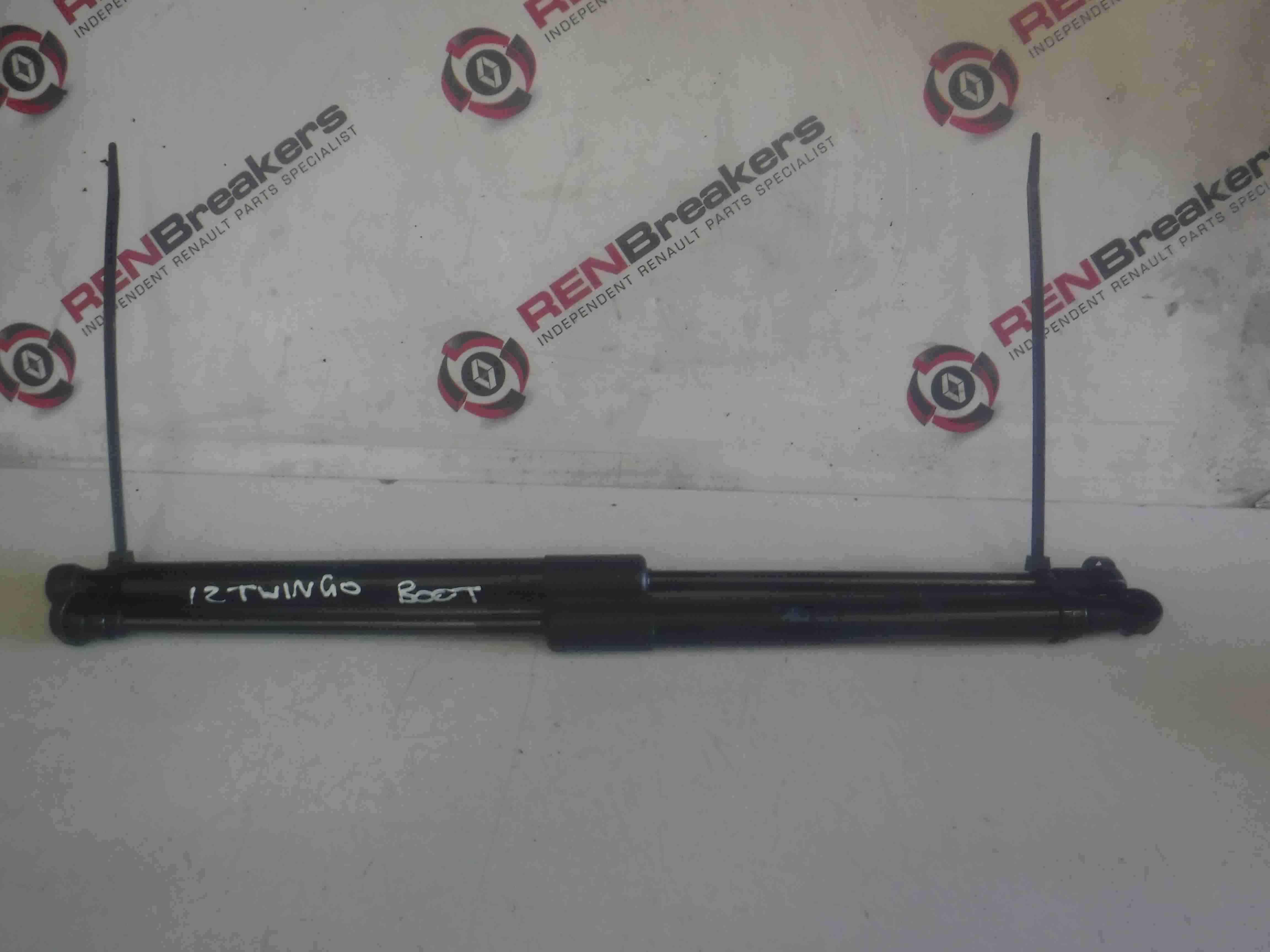 Renault Twingo 2011-2014 Boot Gas Struts X2 Pair